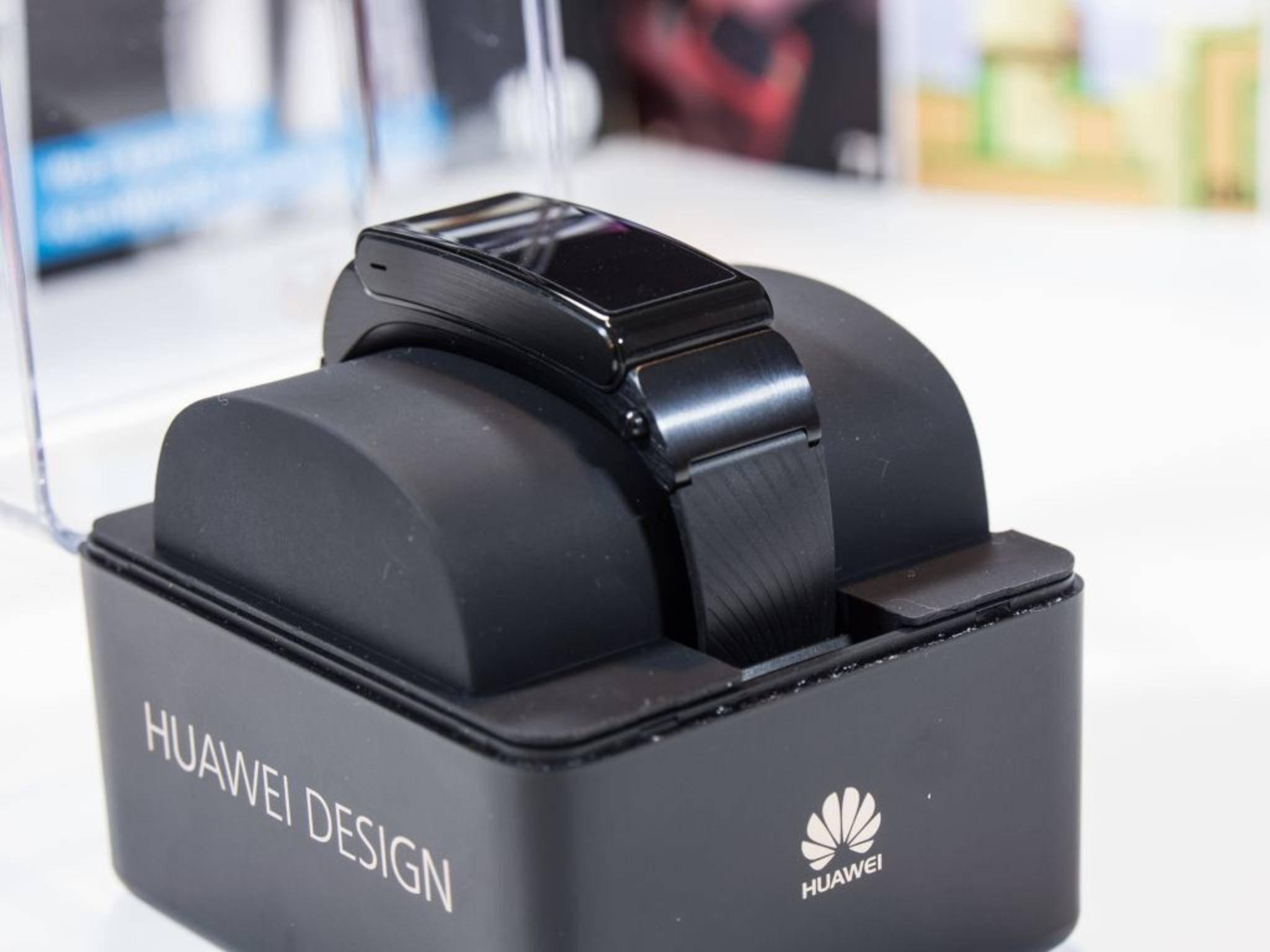 Huawei TalkBand B2 (22 von 23)