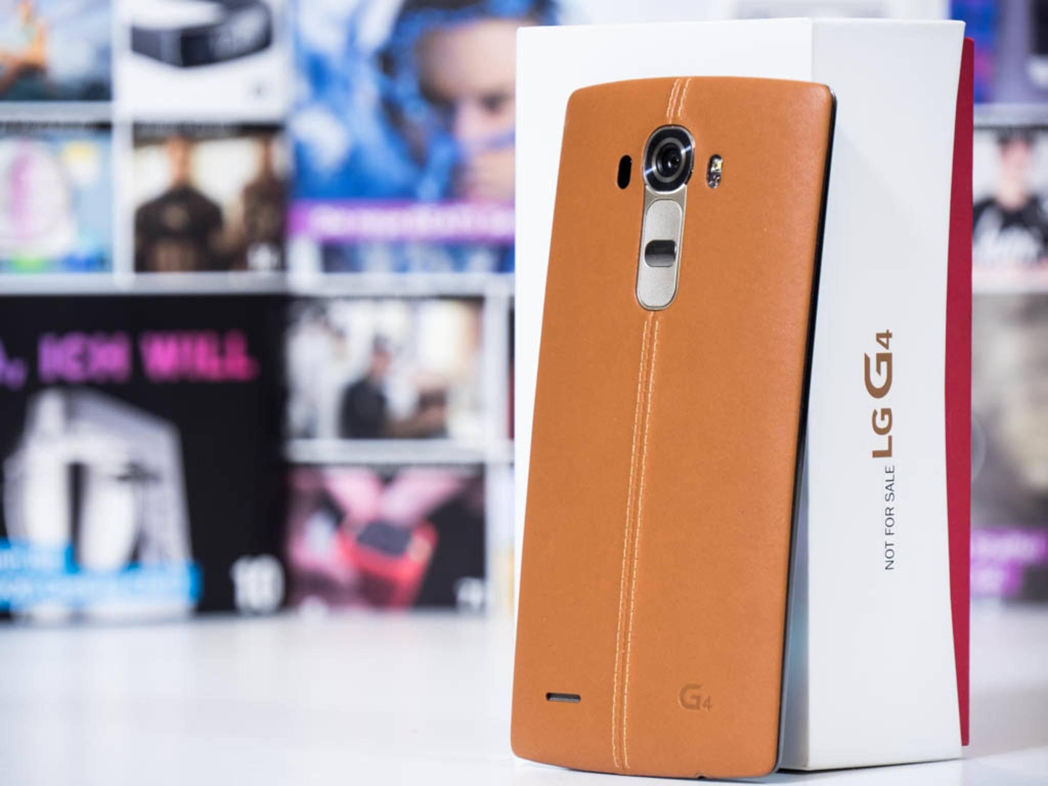 Das LG G4 könnte auch noch einen Note-Ableger bekommen.