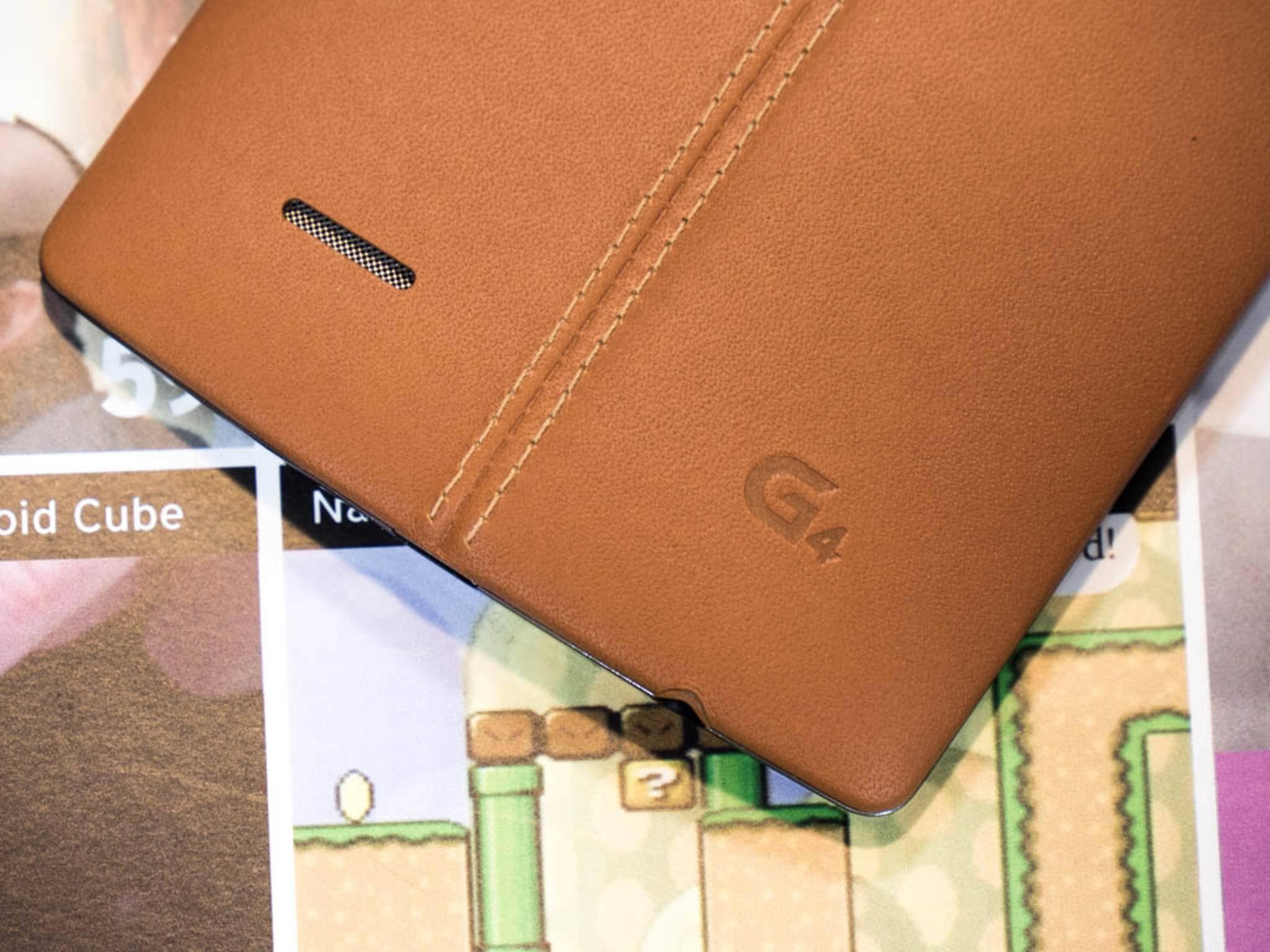Das LG G4 soll bald eine Pro-Version bekommen.