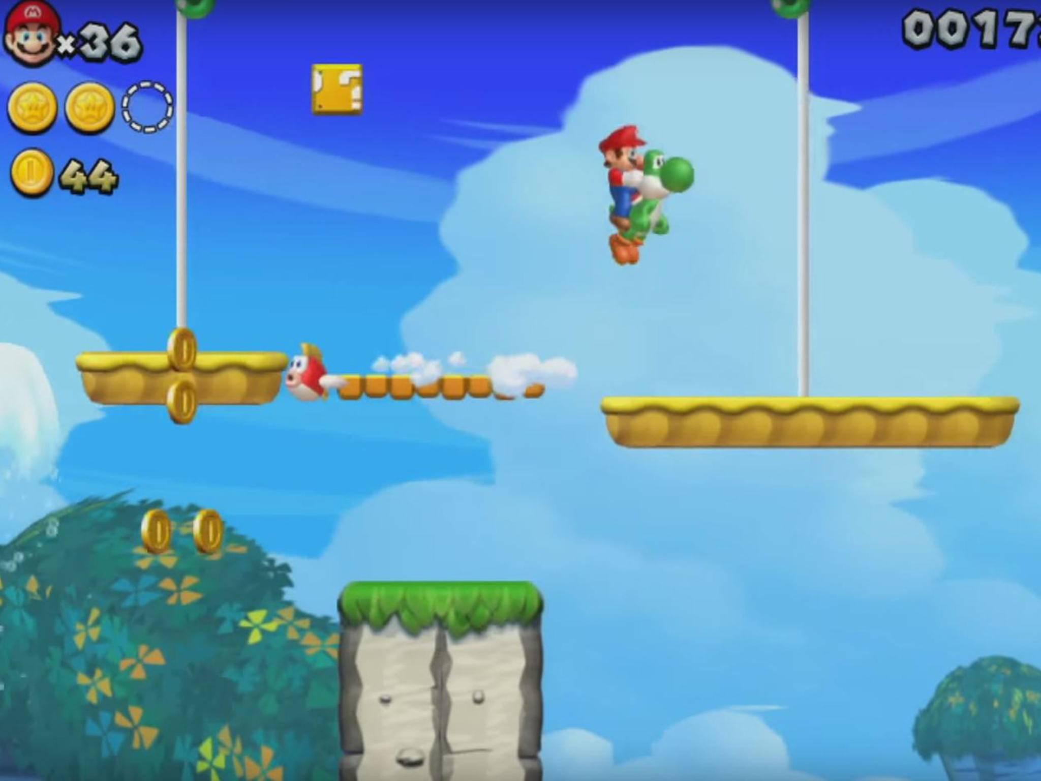 Mario neu