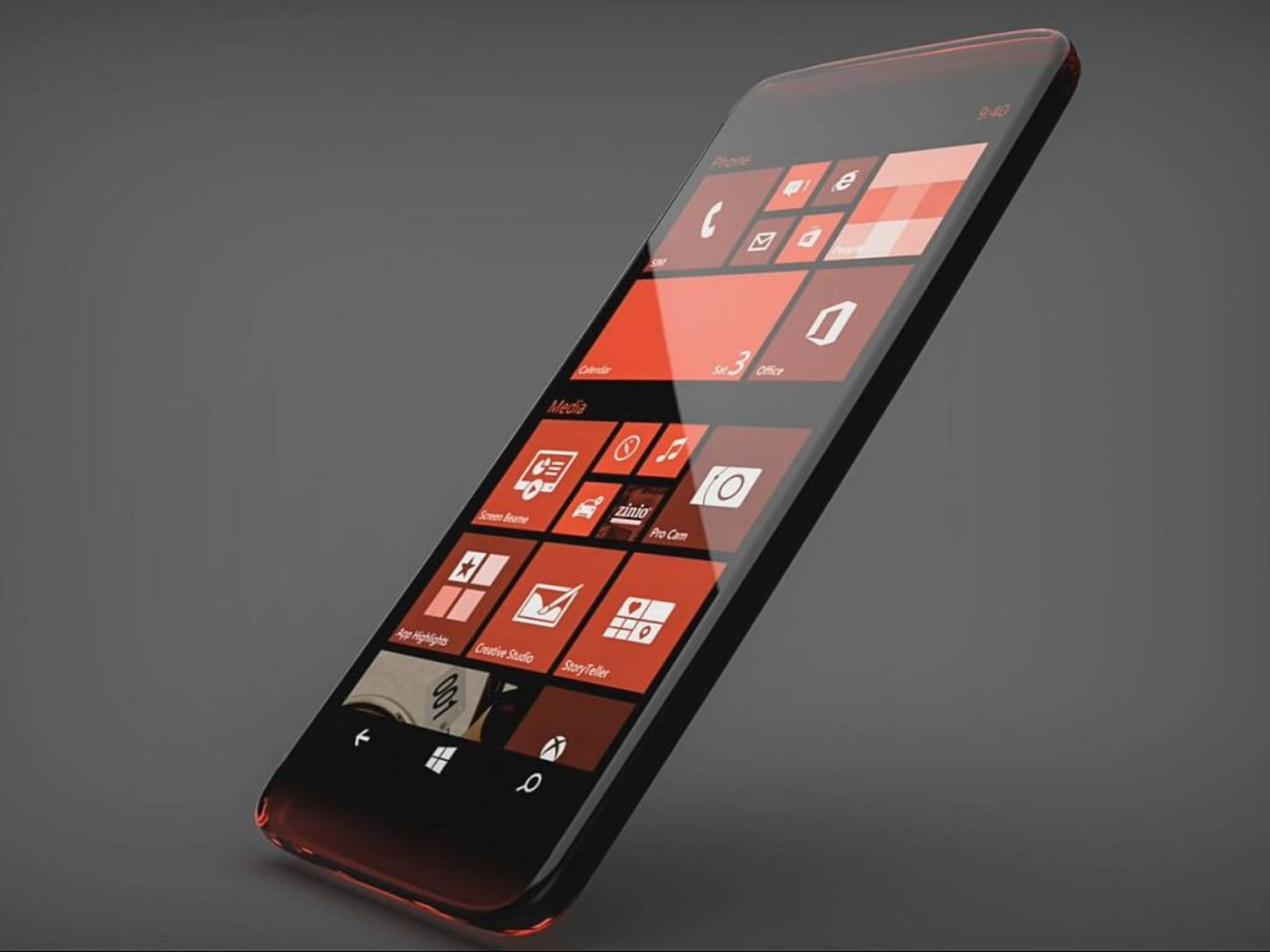 Das Display des Lumia 940 XL soll mit 1440 x 2560 Pixeln auflösen.
