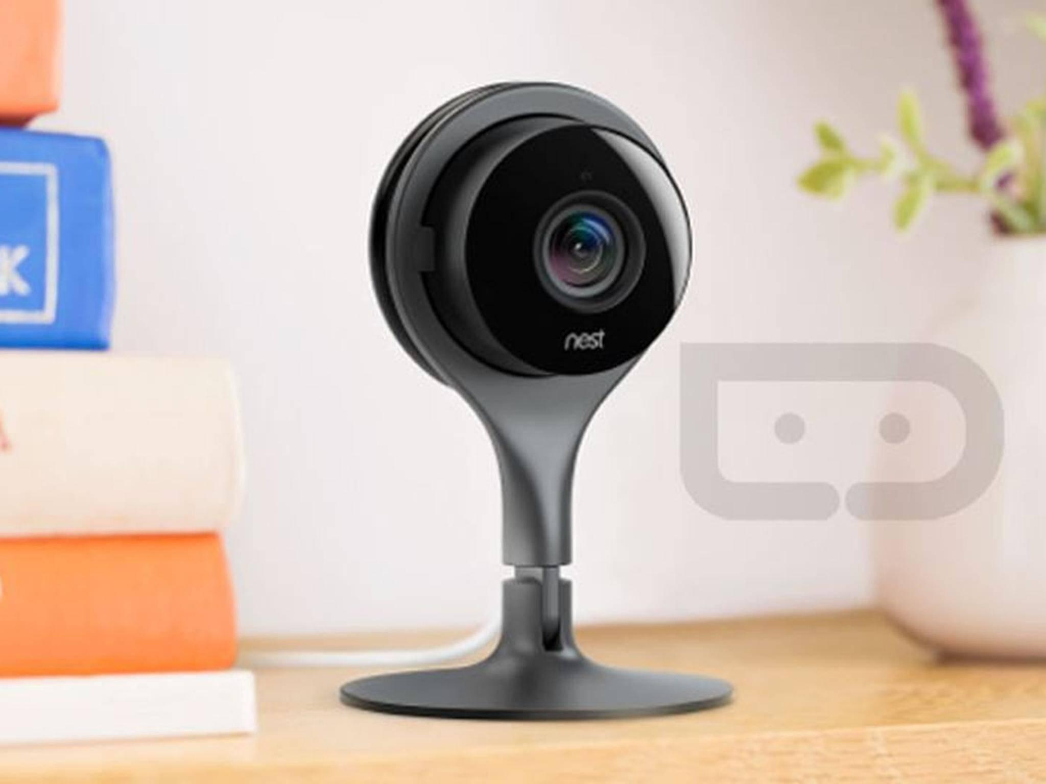 Geleaktes Bild: Präsentiert Nest demnächst eine WLAN-Kamera?