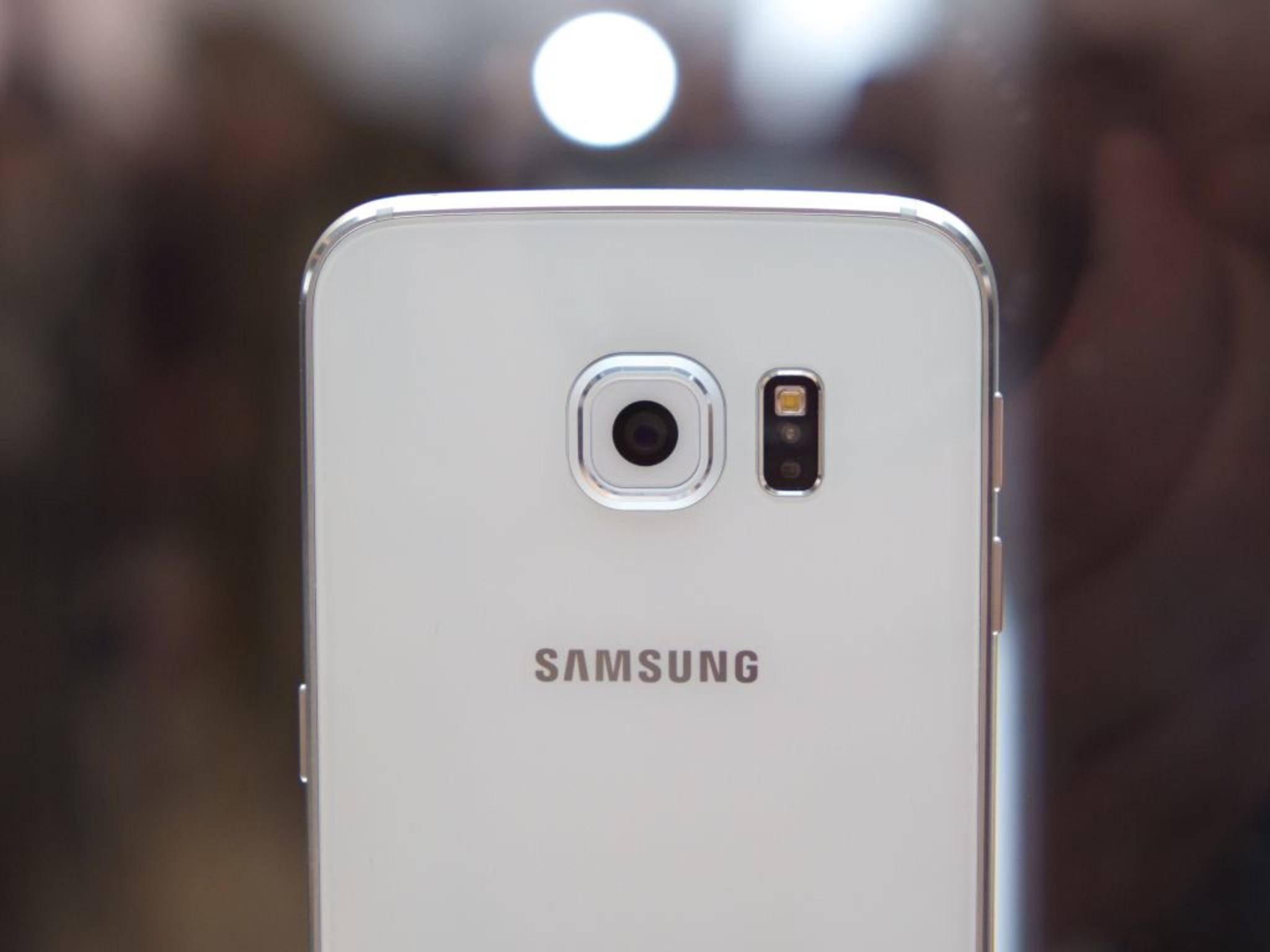 Die Galaxy S7-Kamera könnte die des Galaxy S6 alt aussehen lassen.