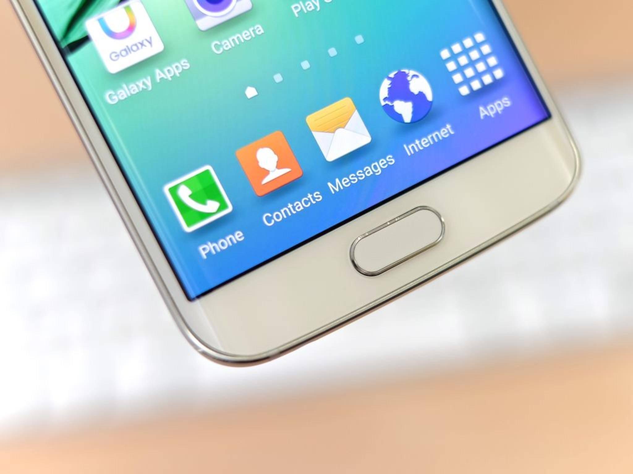 Bekommt das nächste Galaxy S-Modell einen Iris- statt einen Fingerabdruckscanner?