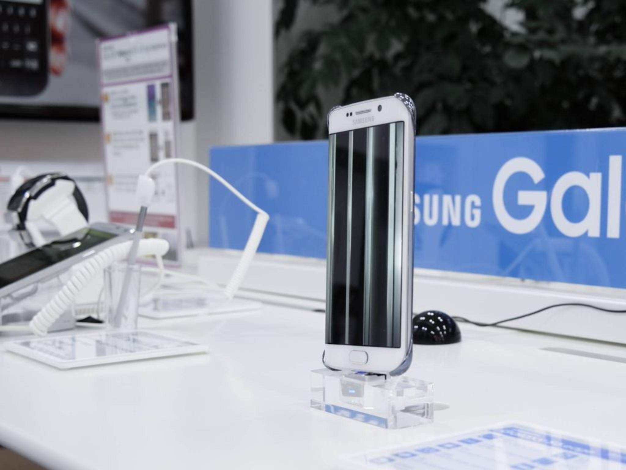 Kostete zum Release ab 699 Euro: das Samsung Galaxy S6.