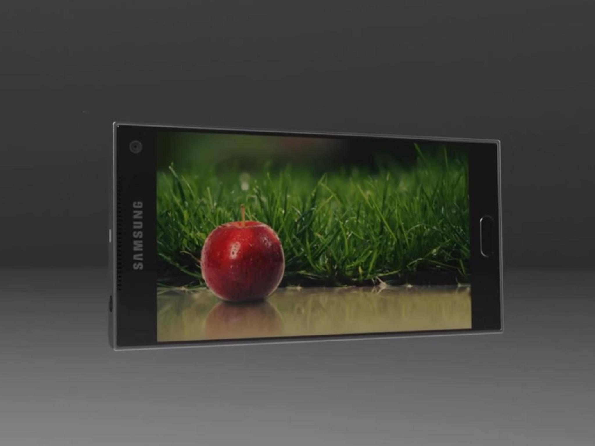 Das Samsung Galaxy S7 soll zwei lichtstarke Kameras erhalten.