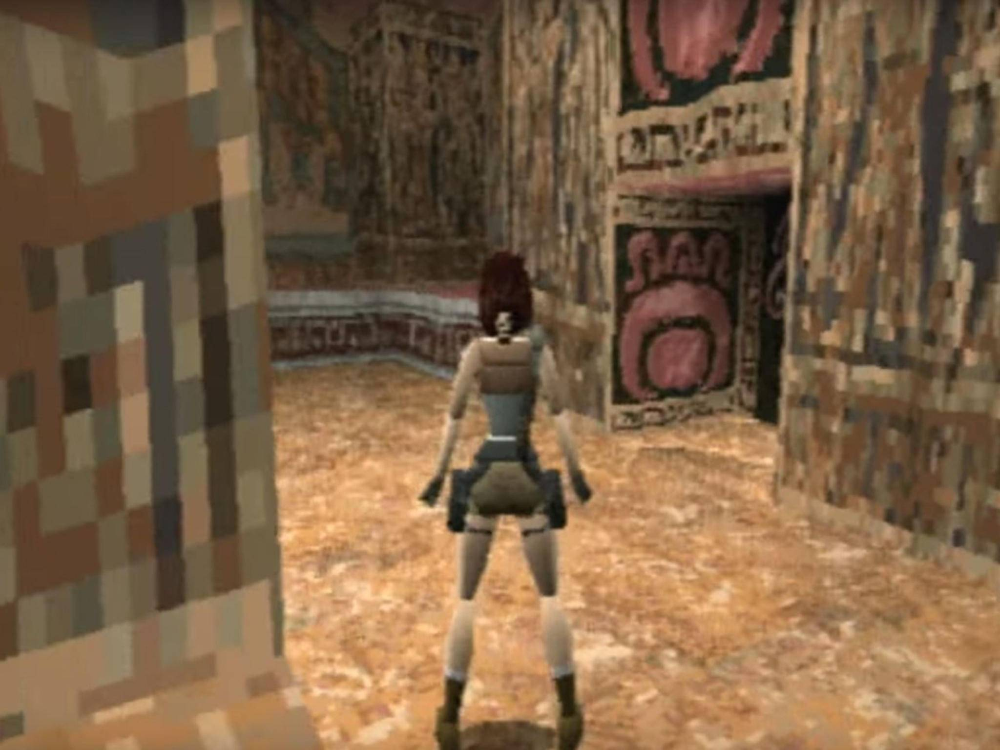 """Das erste """"Tomb Raider"""" erschien 1996."""