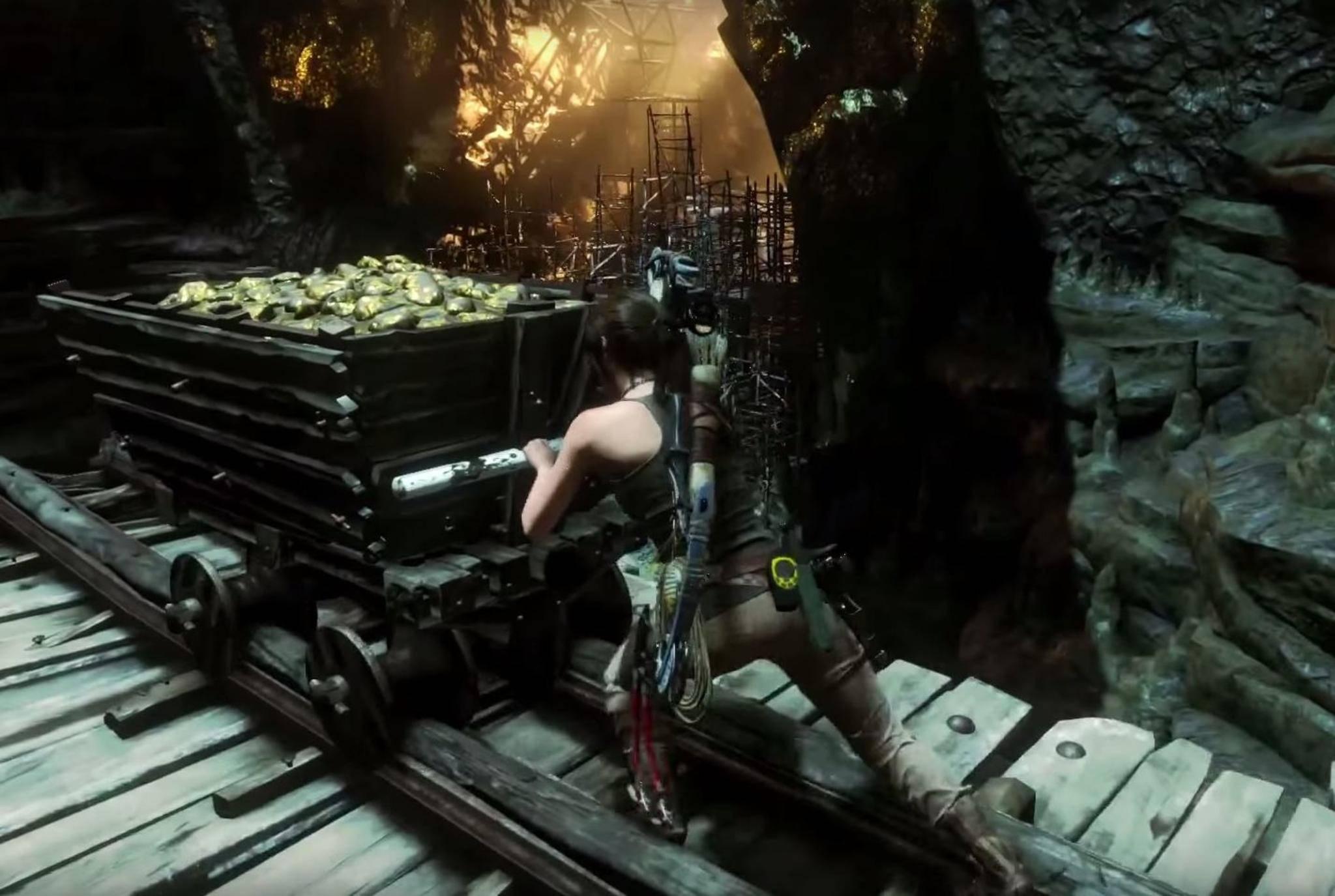 """Im November dürfen sich Xbox-Besitzer auf """"Rise of the Tomb Raider"""" freuen."""
