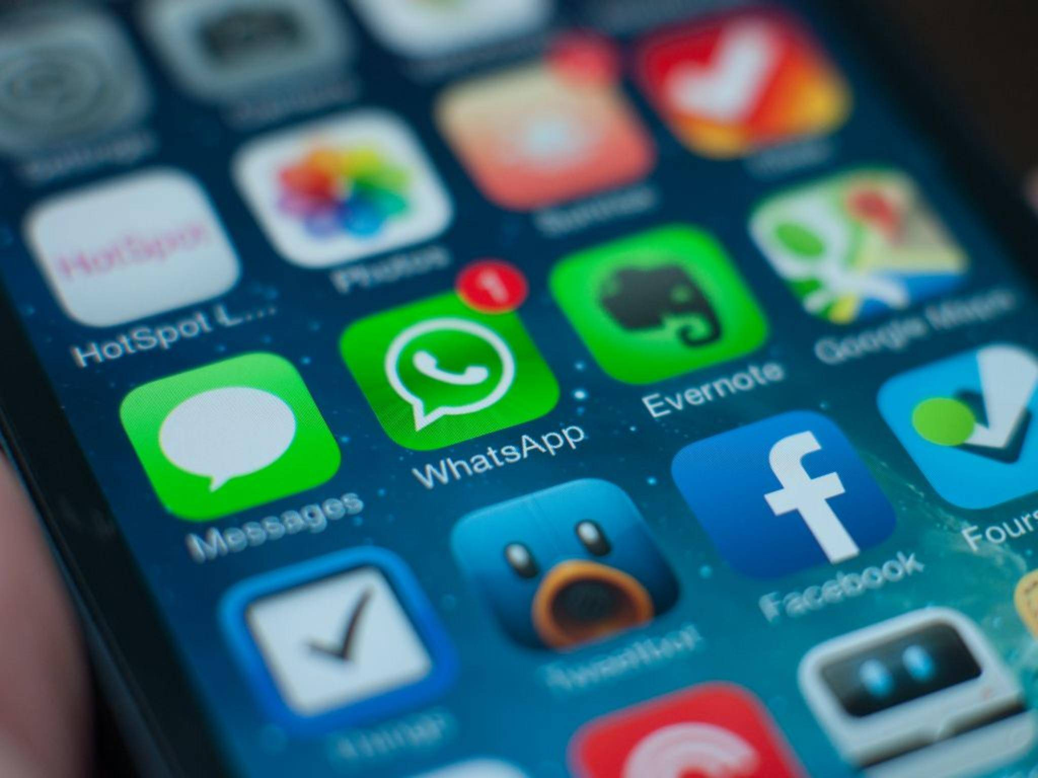 WhatsApp bekommt mit iOS 9.1 ein neues Feature.