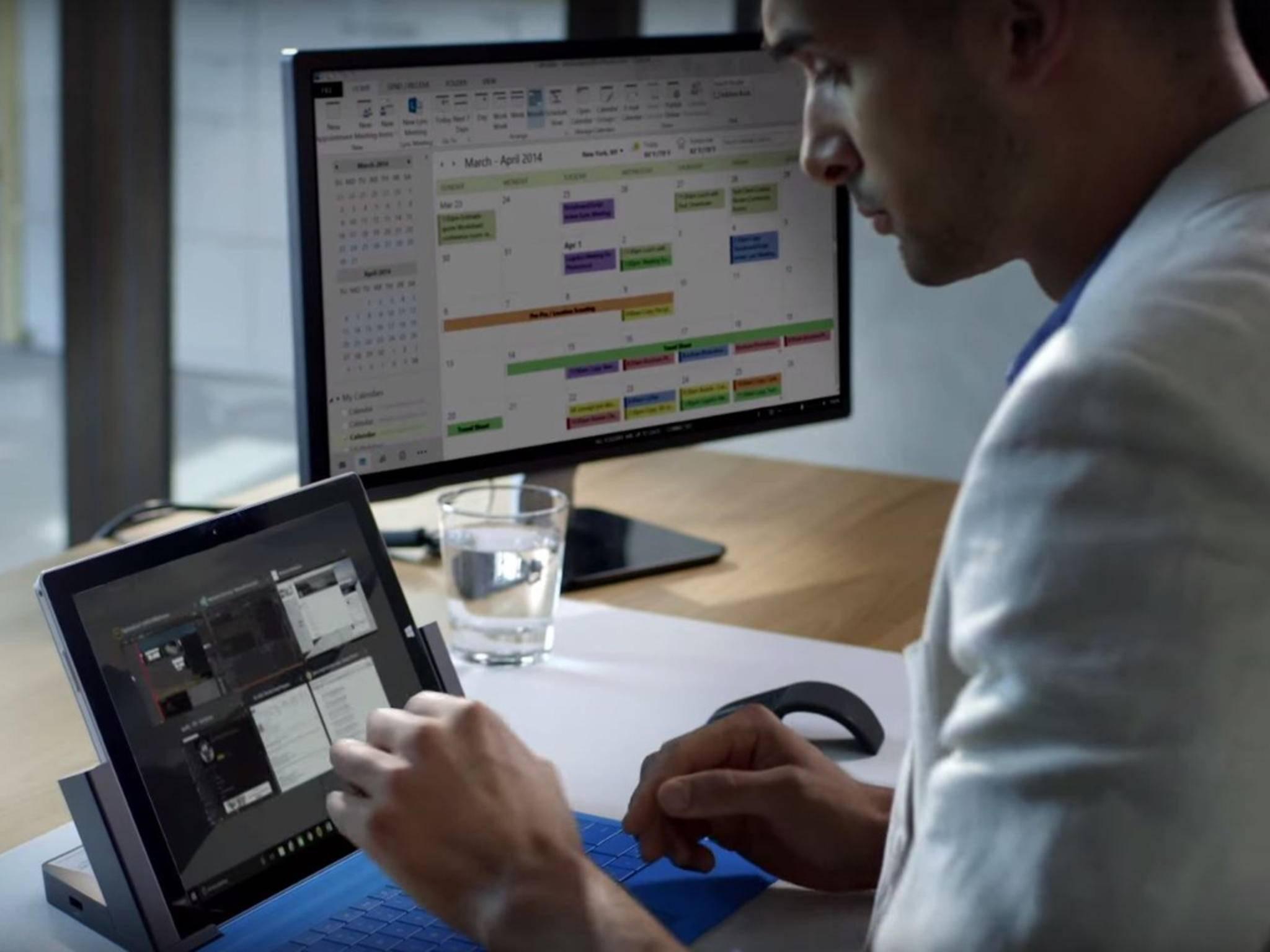 Windows 10 soll auch auf USB-Sticks zu den Kunden kommen.
