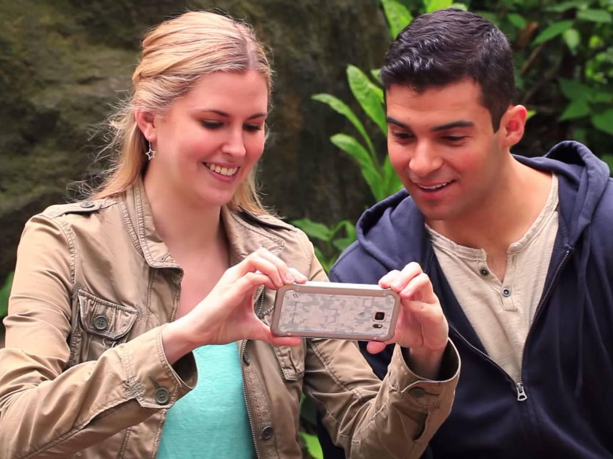 Wie das Galaxy S6 könnte auch das Note 5 eine Active-Variante bekommen.
