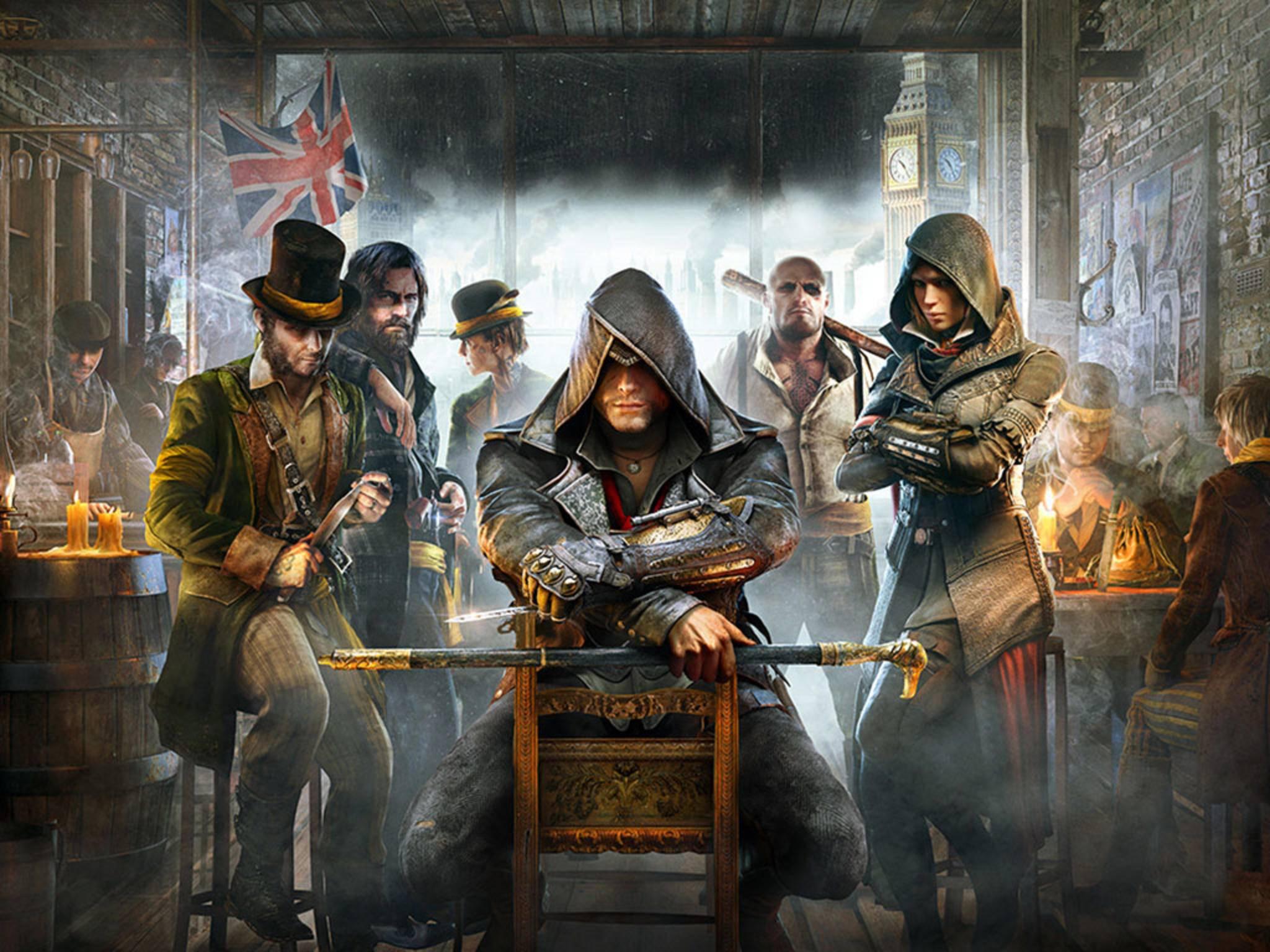 Assassin's Creed Syndicate: Wird Ubisoft mehr dazu auf der E3 verraten?