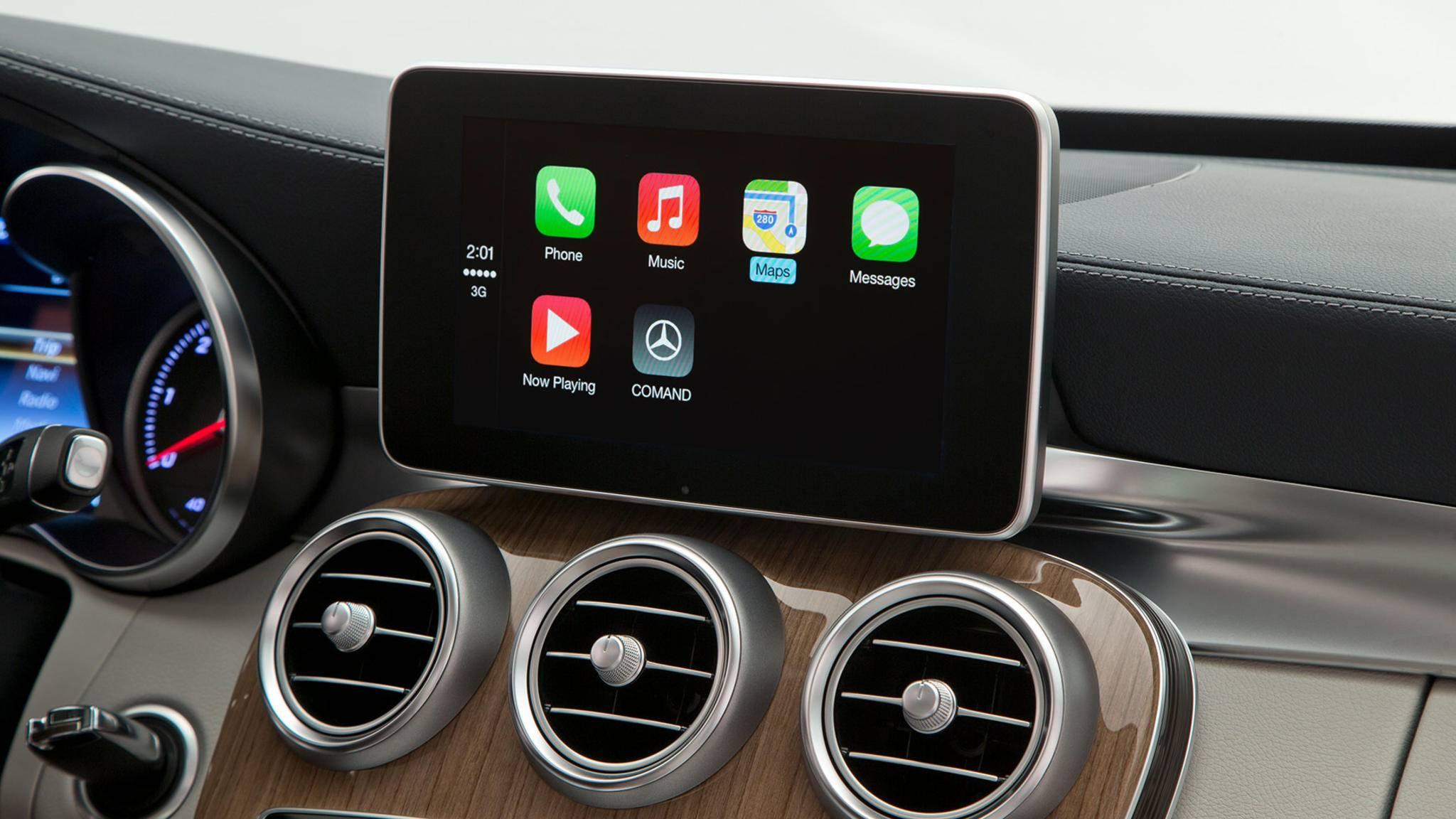 Apple könnte das iPhone zum Autoschlüssel machen.