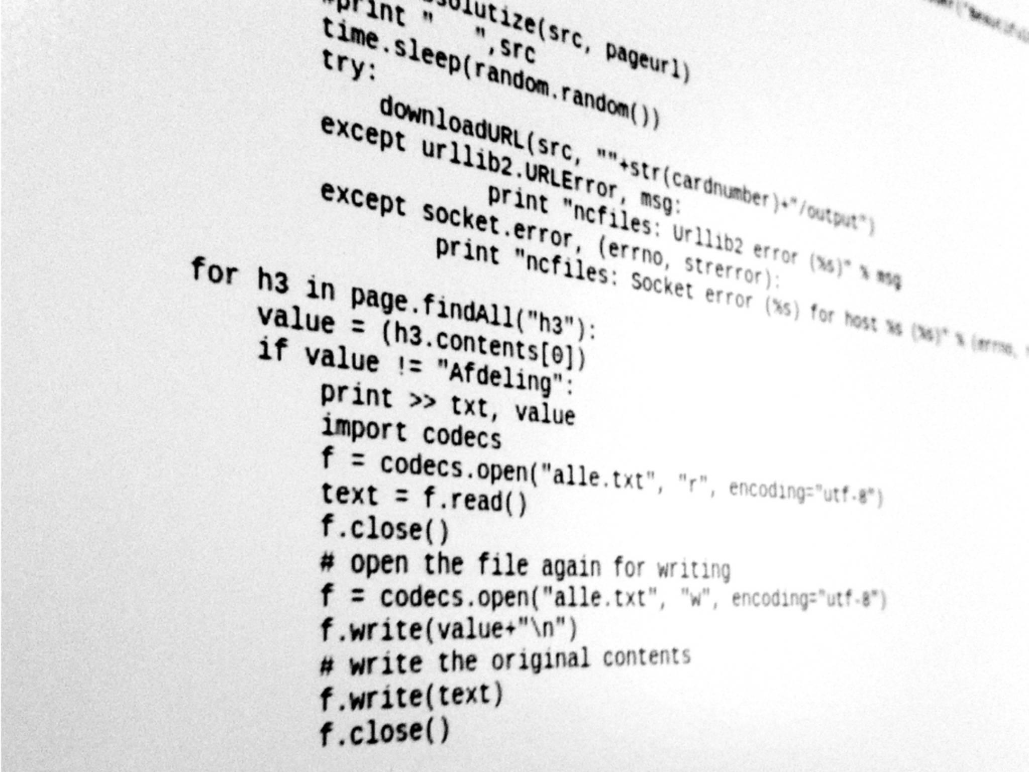 Ein paar Zeilen Code könnten das Internet künfitig schneller machen.