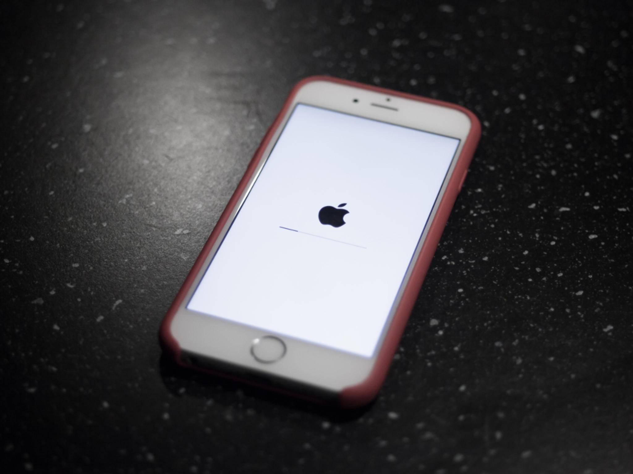 Am Dienstag ist wieder Zeit für ein iOS-Update.