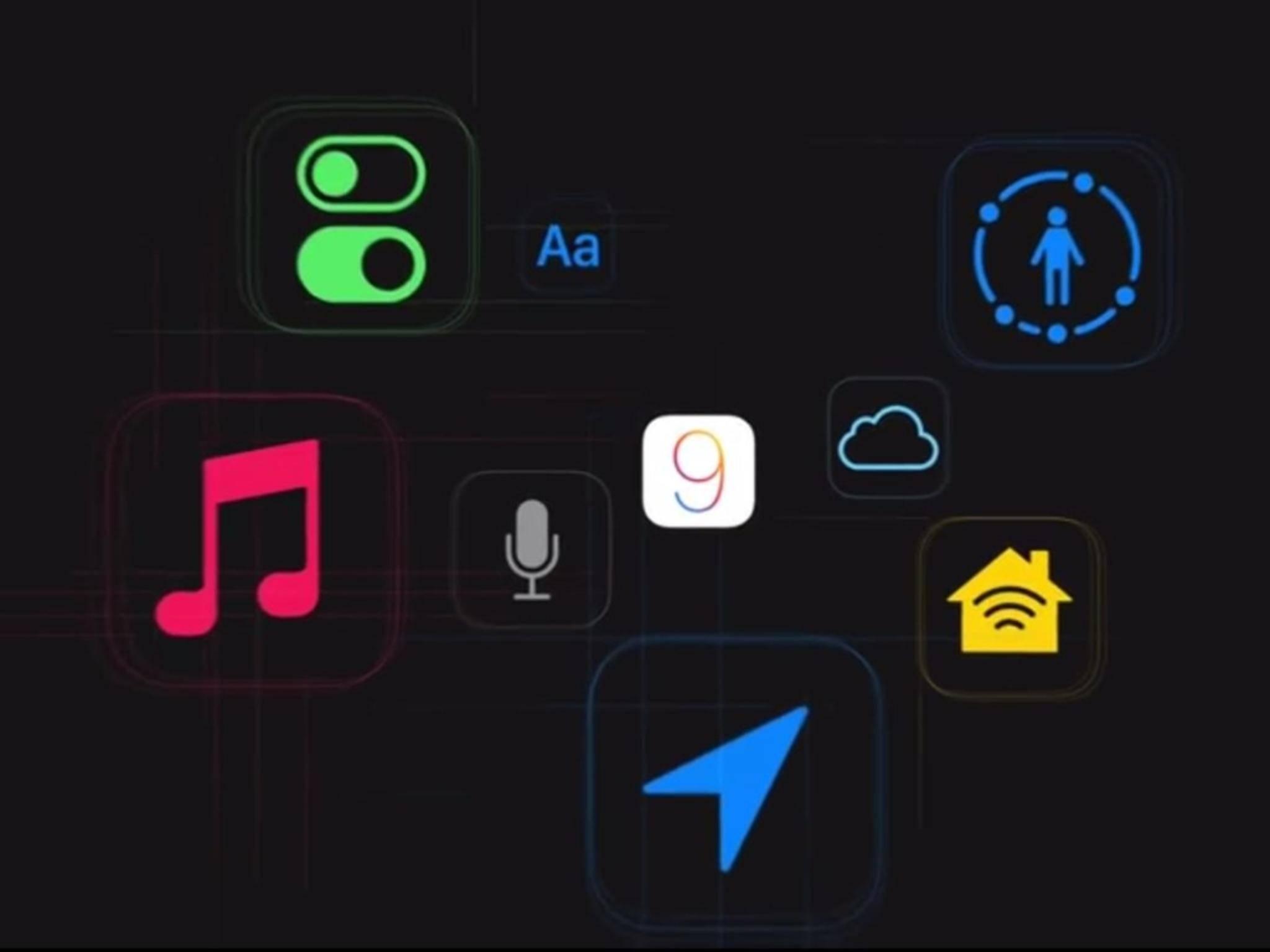 iOS 9 Konzeptvideo