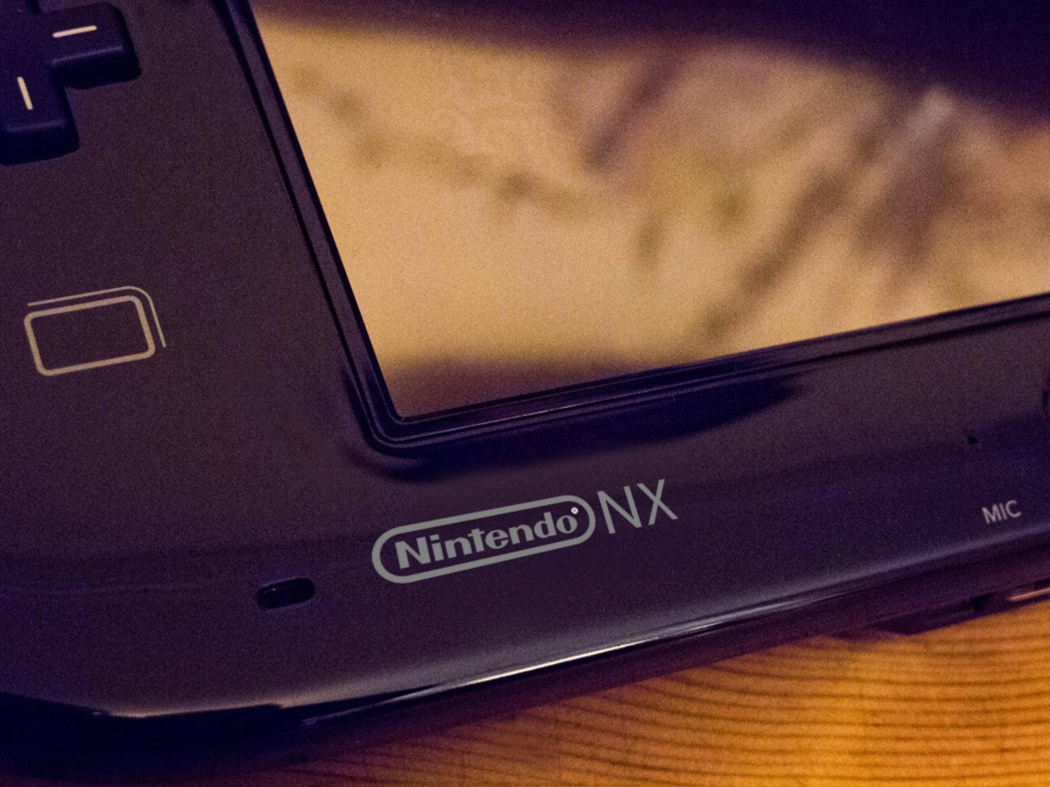 Der Nintendo NX-Controller könnte nur aus einem Display bestehen.