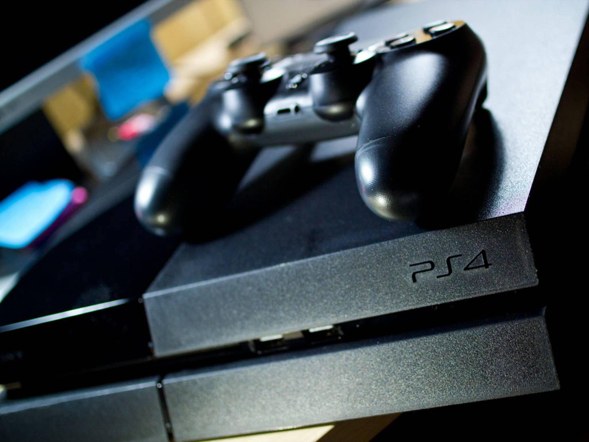 Das Update für die PlayStation 4 könnte schon sehr bald kommen.
