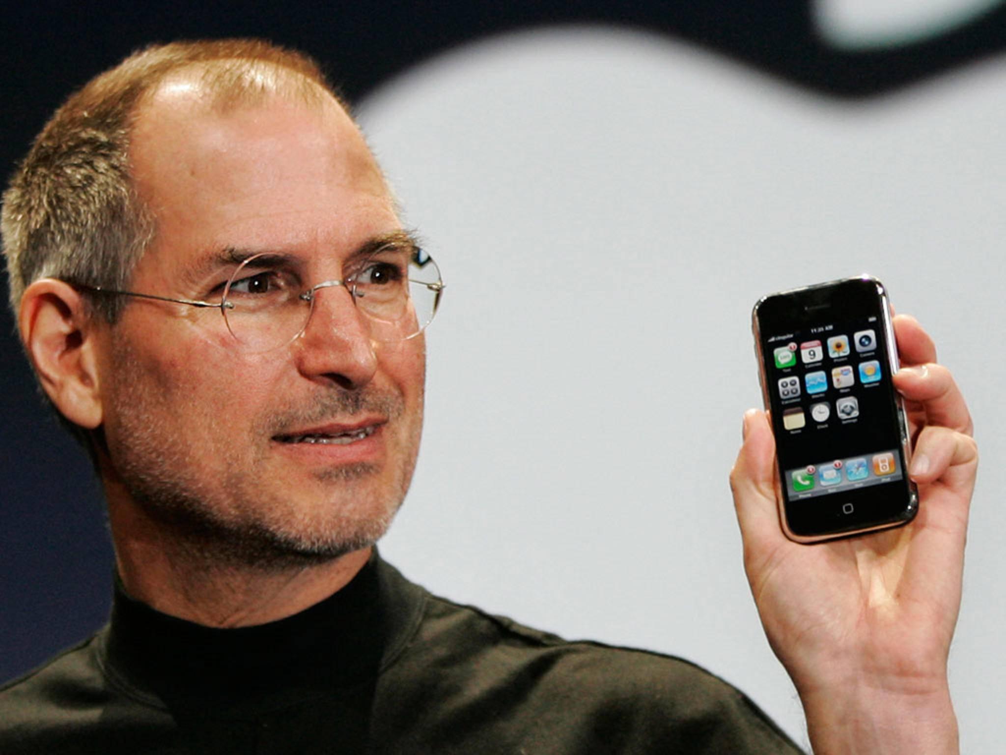 Prophezeiungen der Tech-Bosse: Steve Jobs