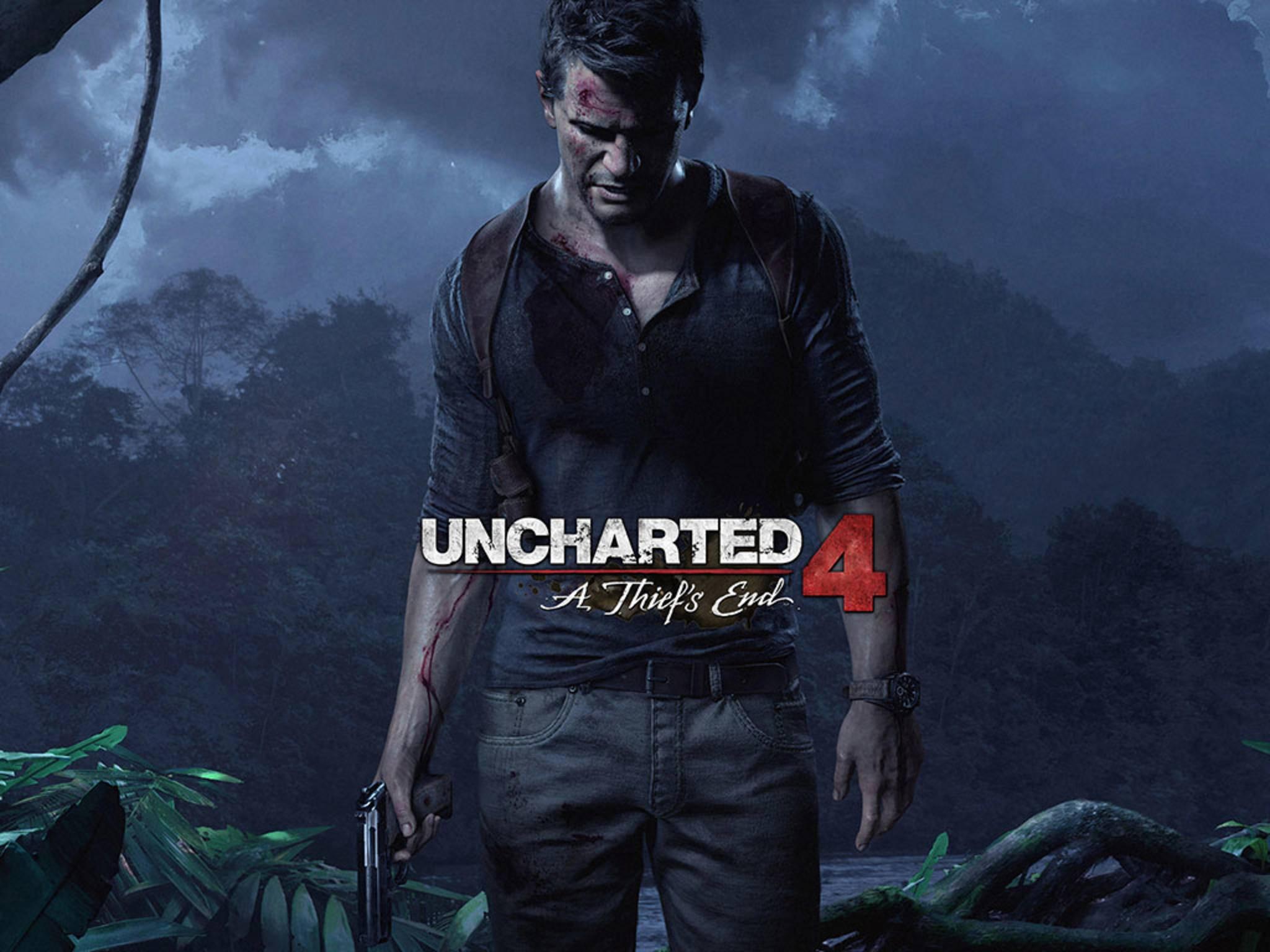 """""""Uncharted 4"""" erscheint am 27. April."""