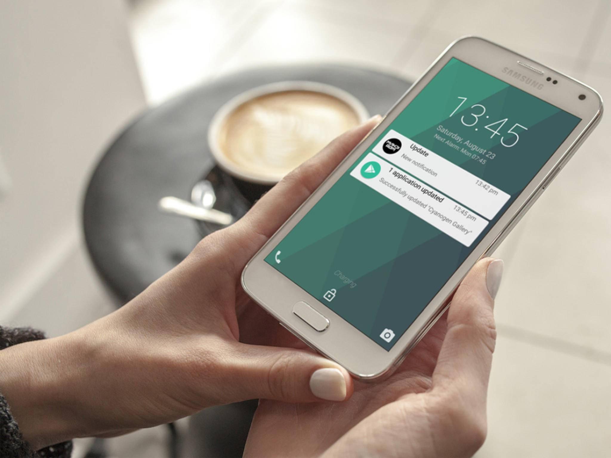 Diverse Sperrbildschirm-Apps personalisieren den Android-Lockscreen.
