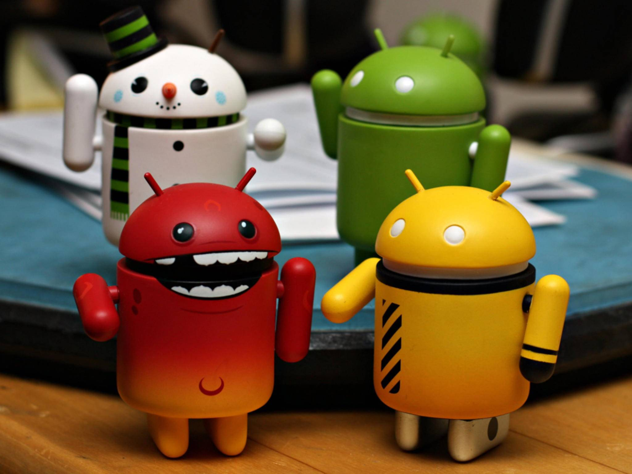 Auch Android soll mehr Emojis bekommen.