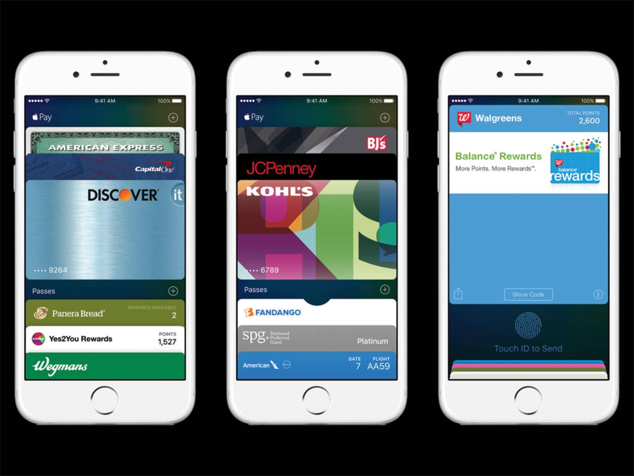 Apple Pay soll am 14. Juli in Großbritannien starten.