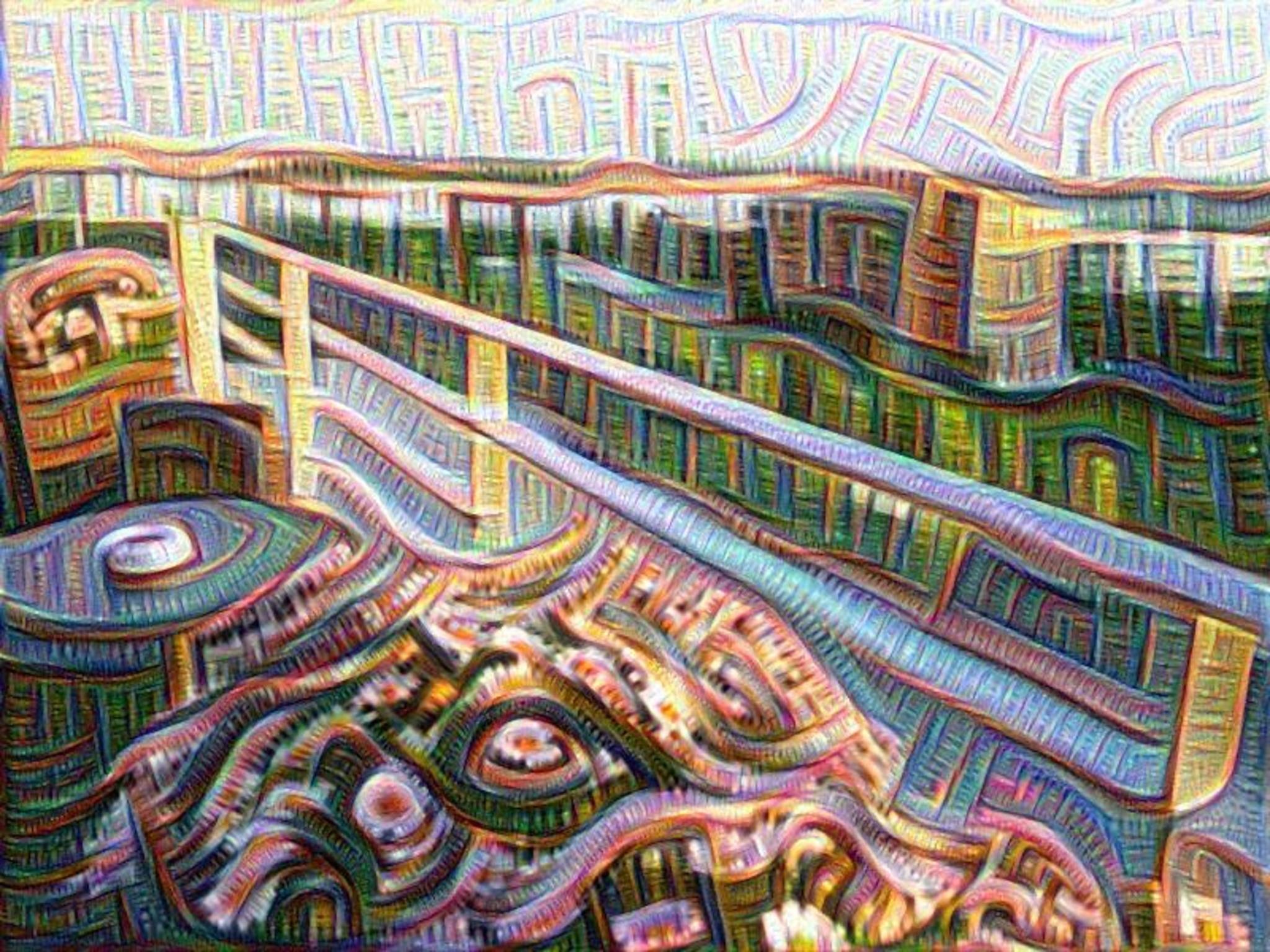Ein Berlin-Panorama nach der Bearbeitung mit Dreamscope.