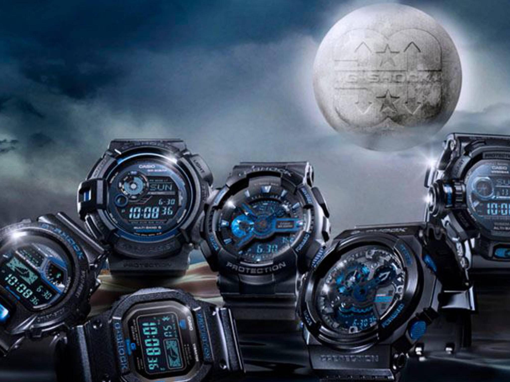 Bislang ist Casio eher für seine G-Shock-Uhren bekannt.