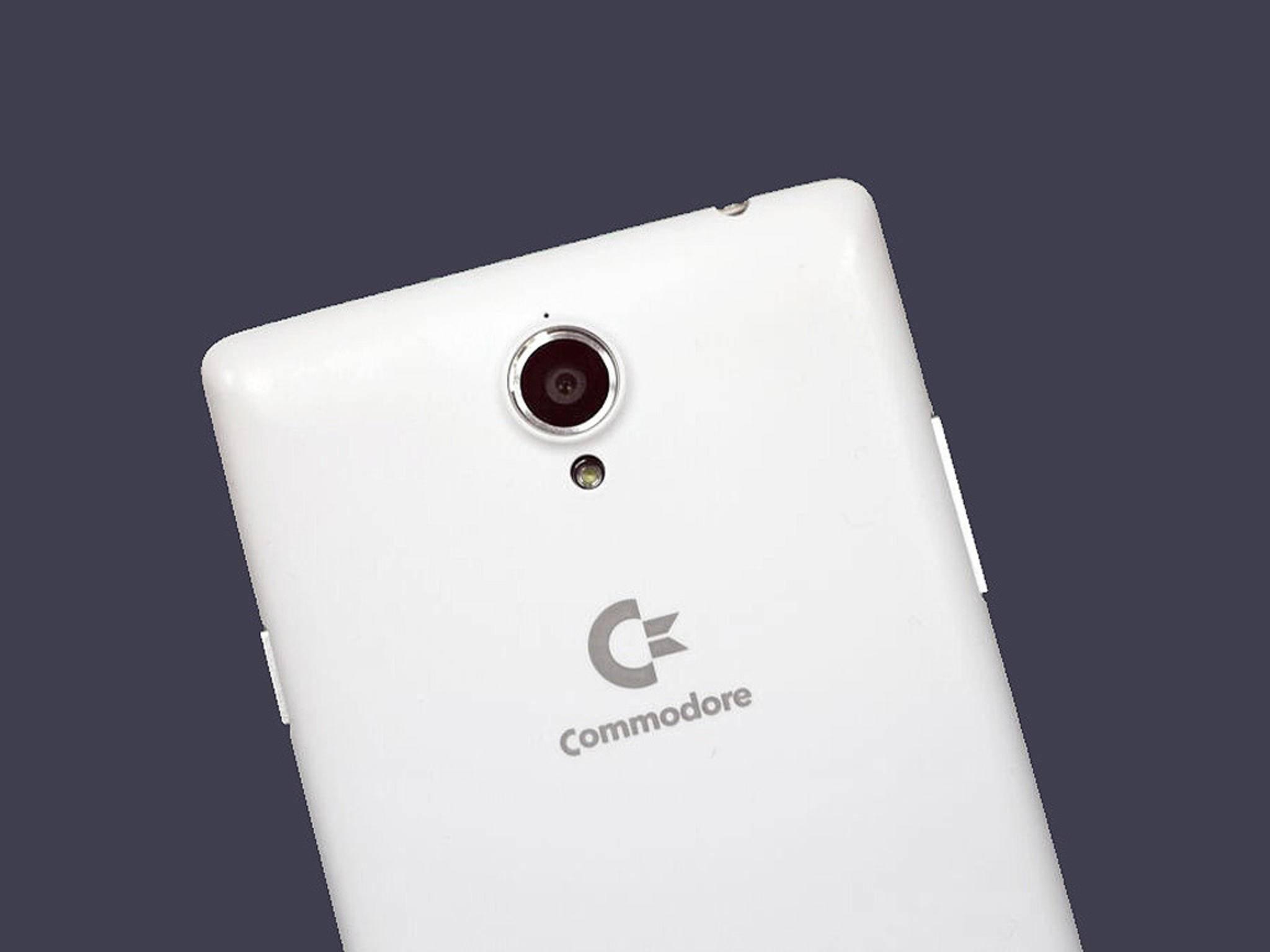 Mit dem PET veröffentlicht Commodore in Kürze sein erstes Smartphone überhaupt.