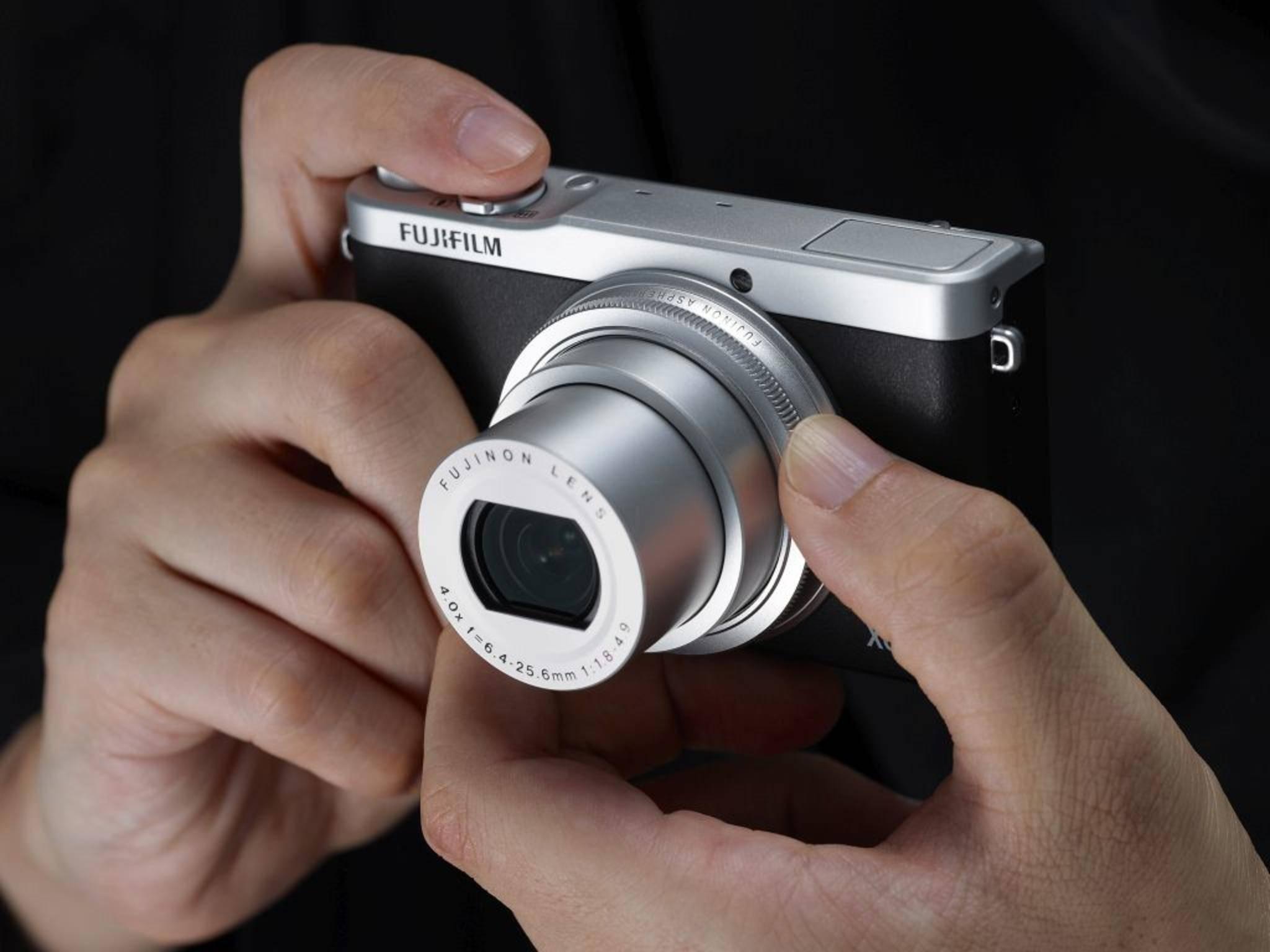 Spiegelreflexkameras entwickelt Fujifilm heute nicht mehr, dafür aber Kompaktkameras.