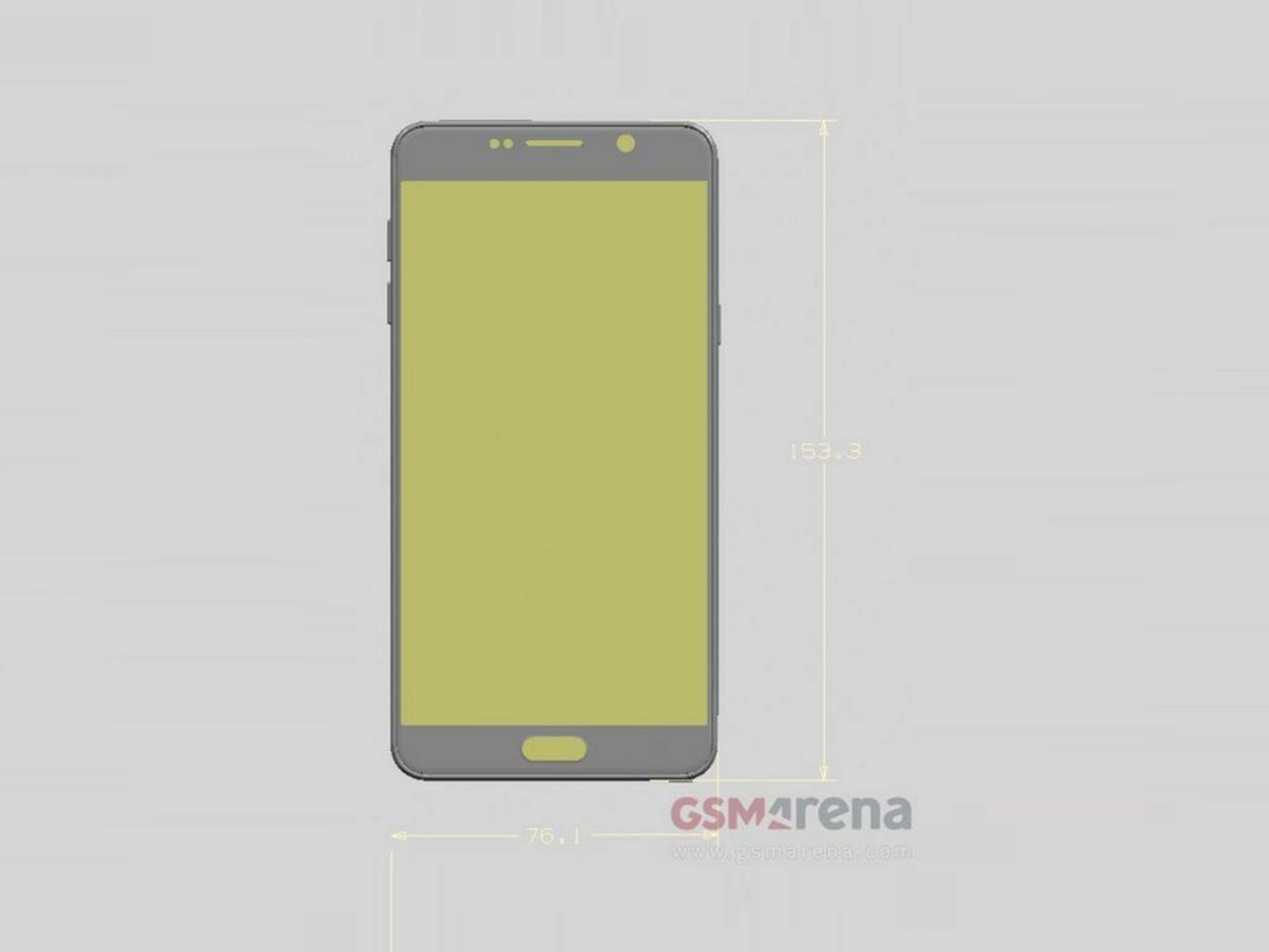 Galaxy Note 5 5