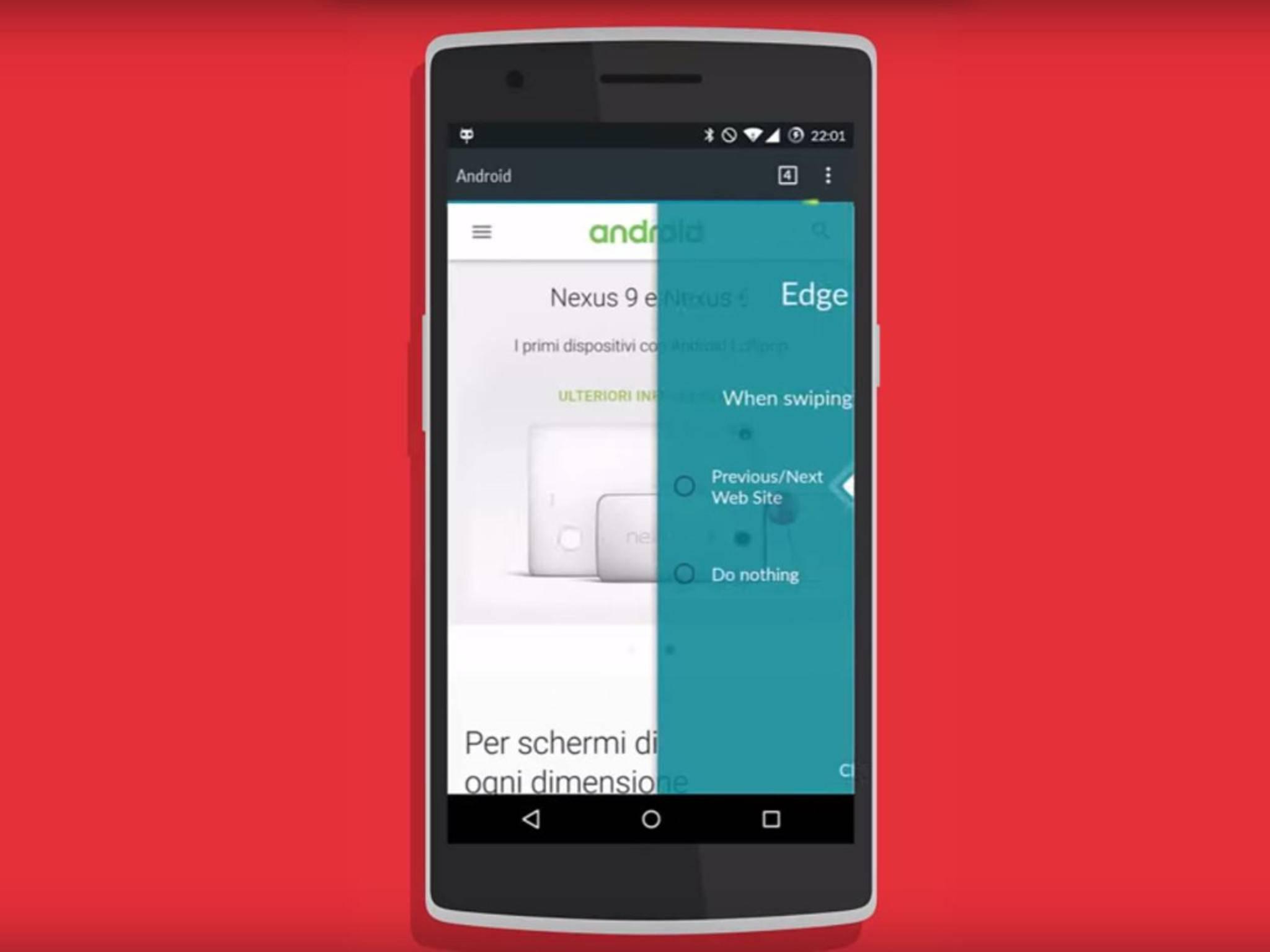 Der Browser Gello soll in Kürze für Android verfügbar werden.