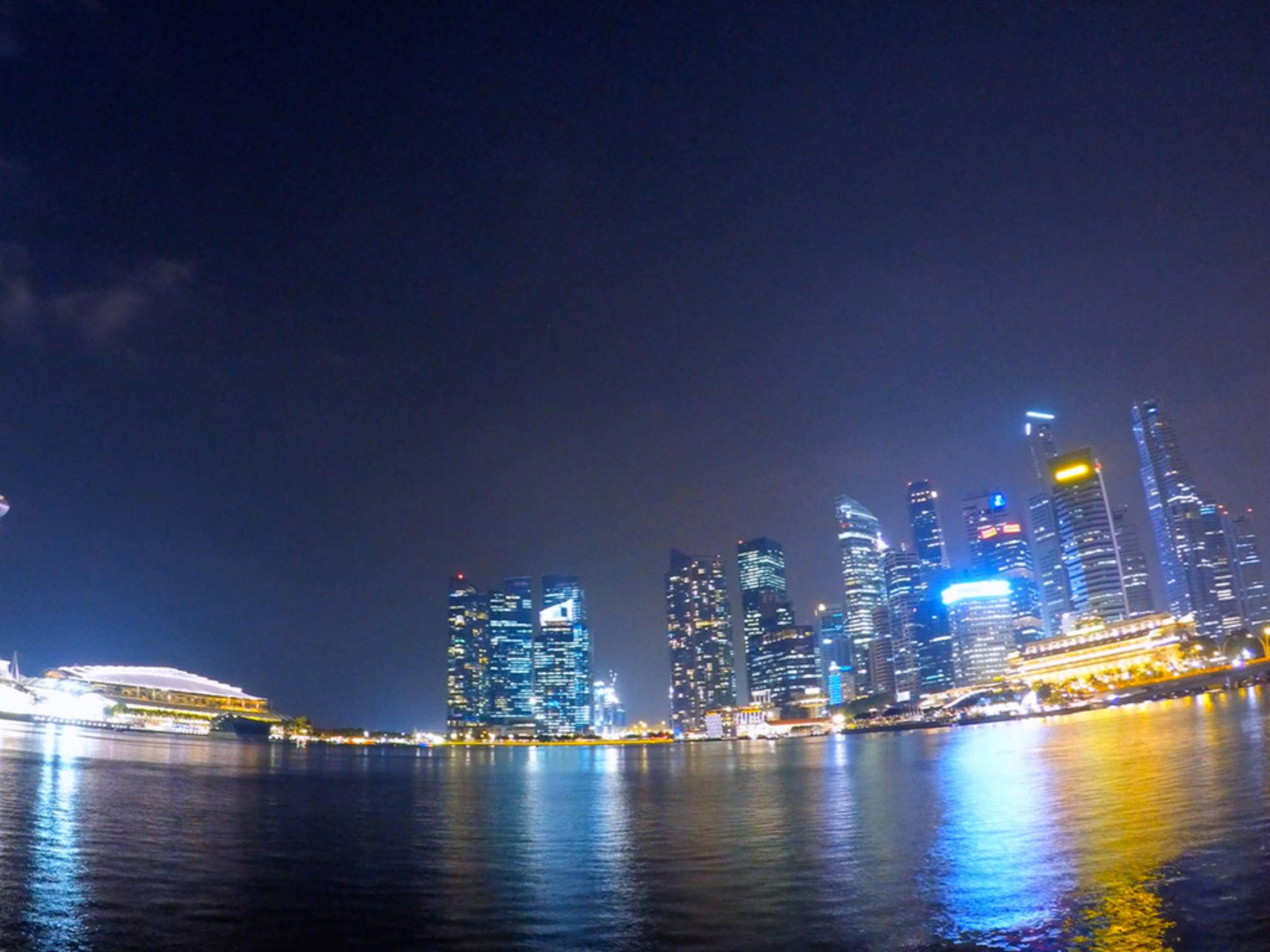 Mit ein paar Tricks gelingen mit der GoPro beeindruckende Nachtaufnahmen.