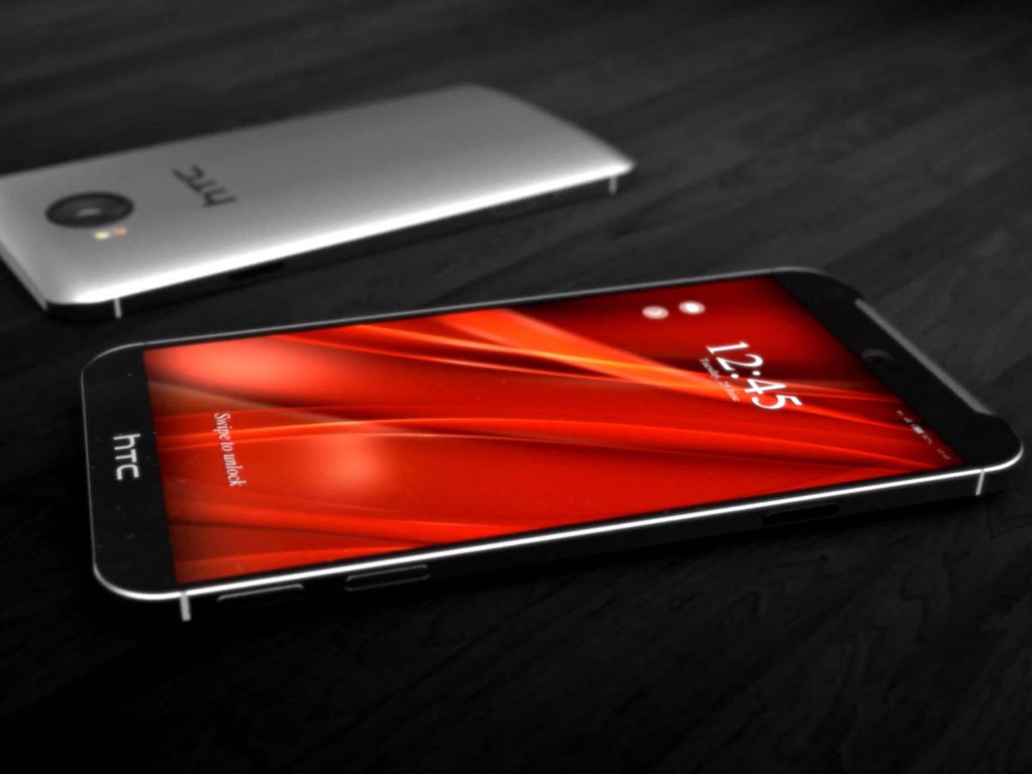 HTC One M10 Konzept