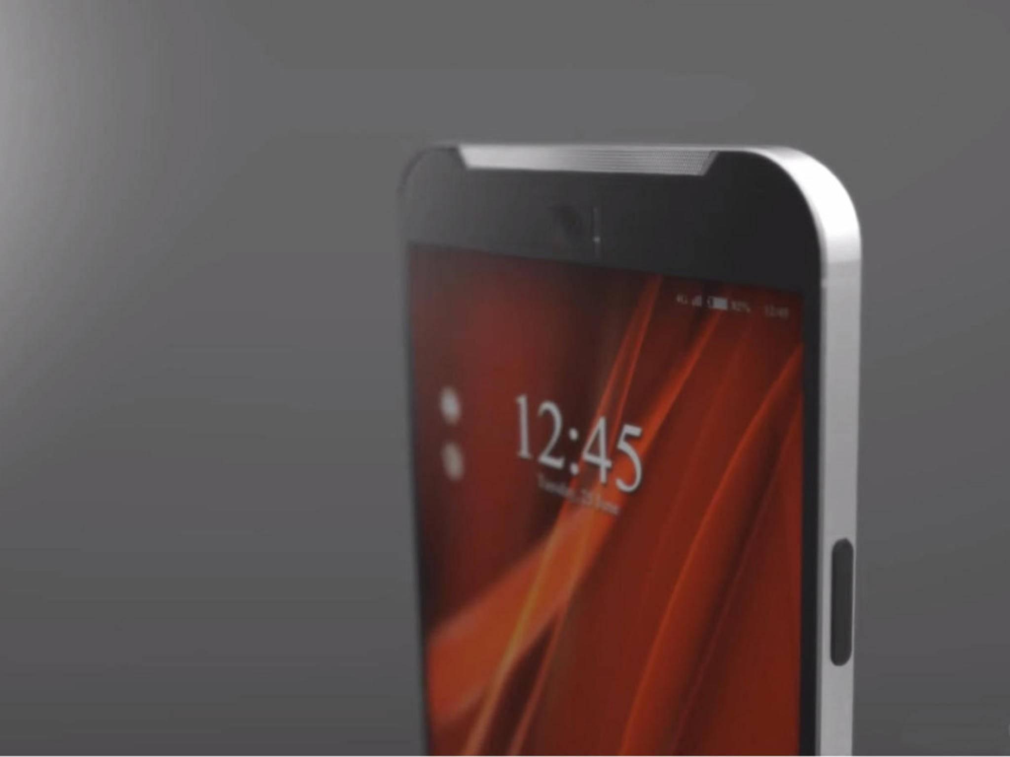 Neben Konzepten wie diesem gibt es nun auch ein Leak-Foto des HTC One M10.