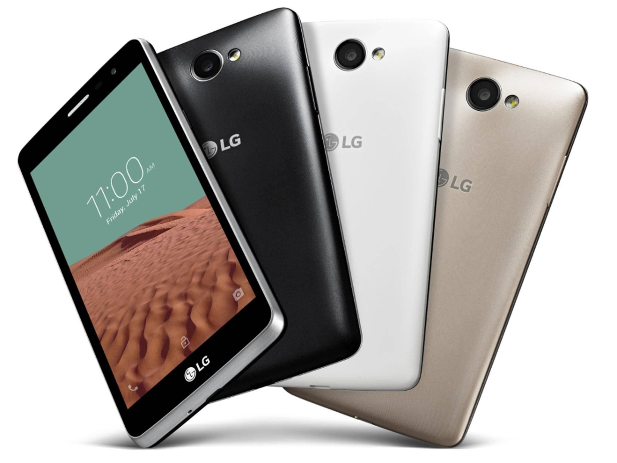Das LG Bello II soll im dritten Quartal erscheinen.