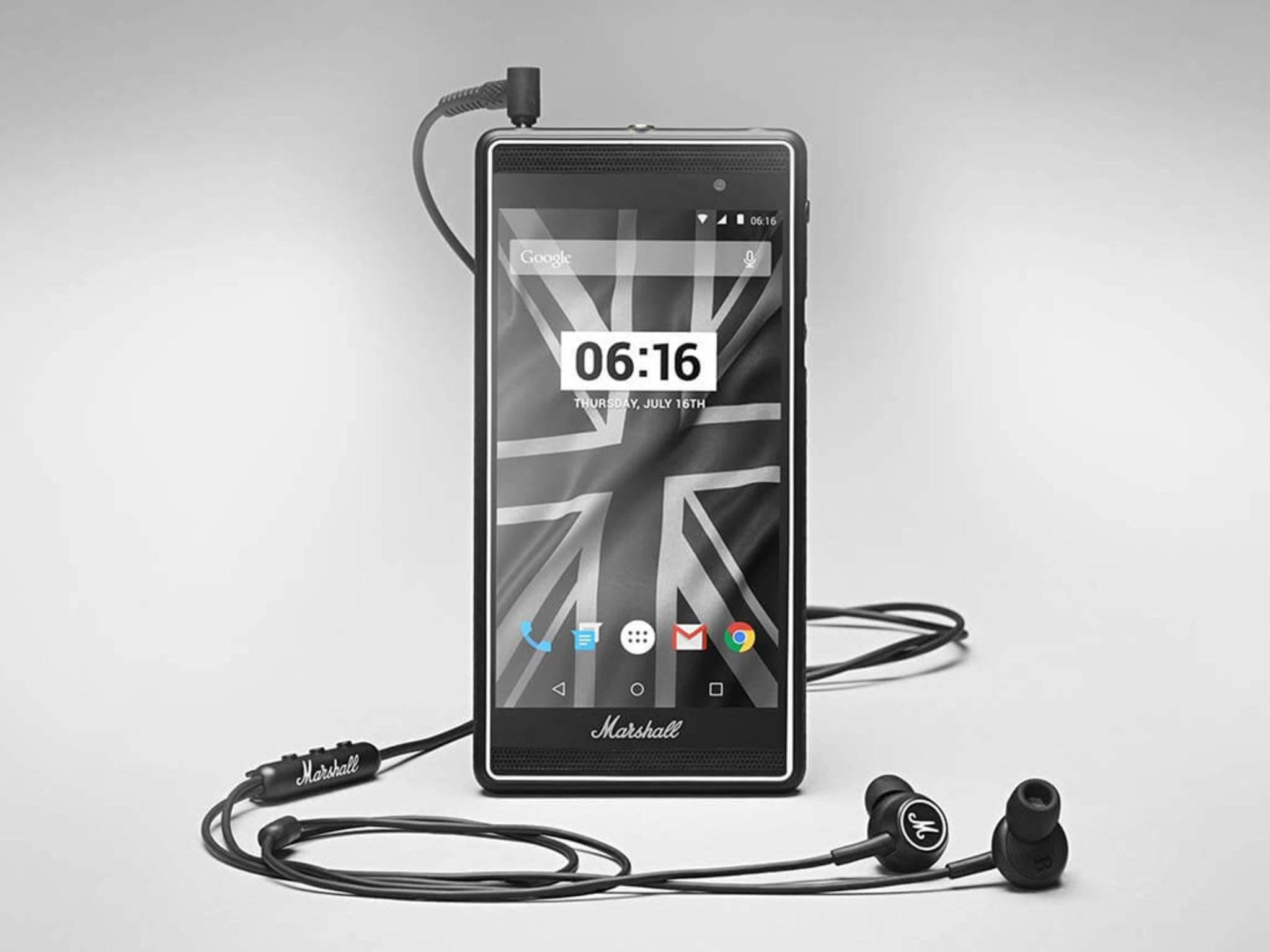 Erhältlich sein wird das Smartphone London ab dem 21. August für 549 Euro.