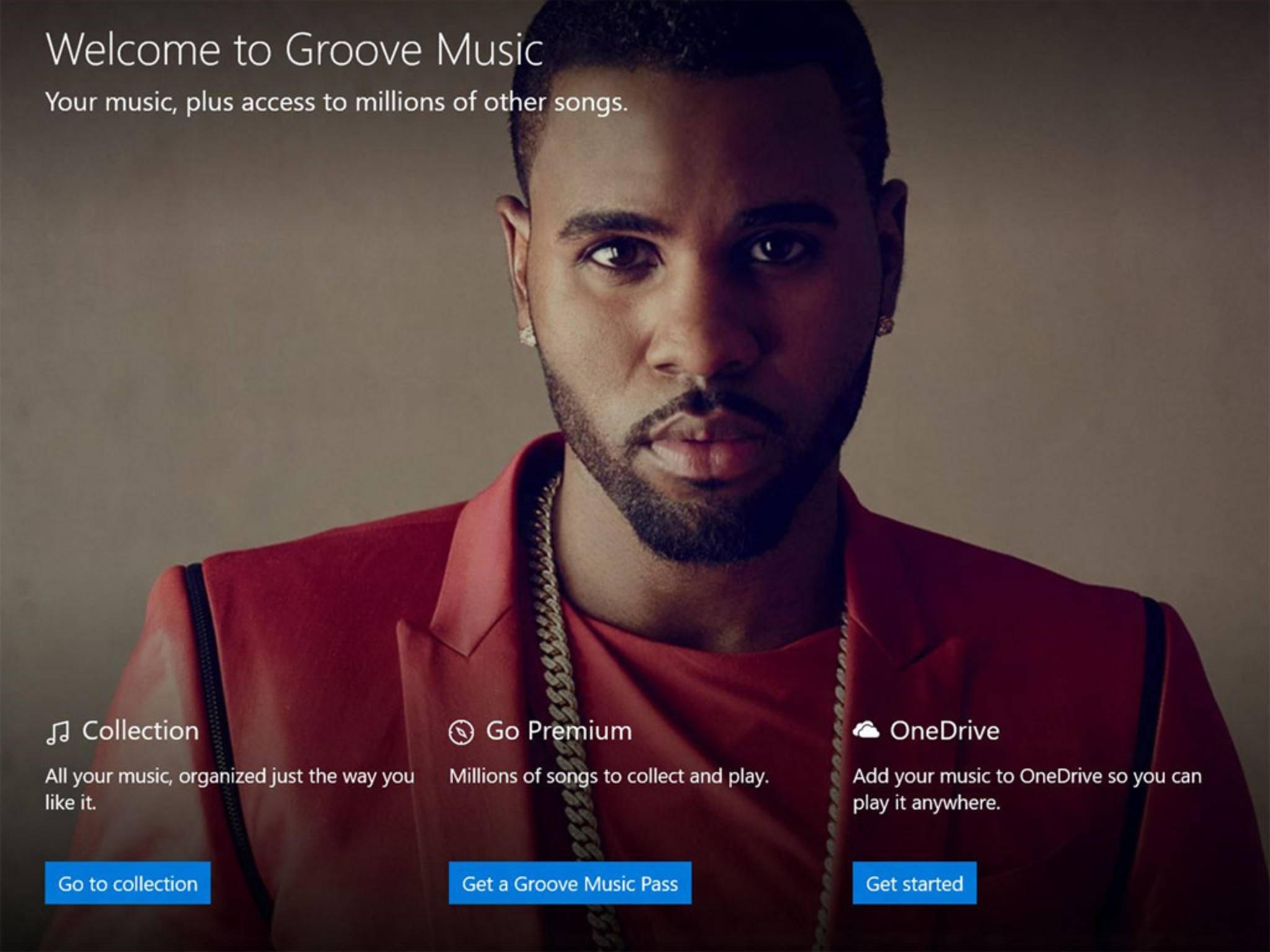 Im Zuge der Veröffentlichung von Windows 10 wird aus Xbox Music künftig Groove.