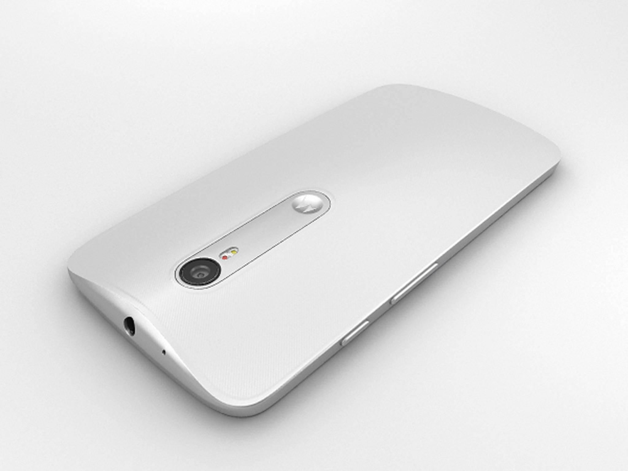 Das Motorola Moto G (2015) soll wasserfest sein.
