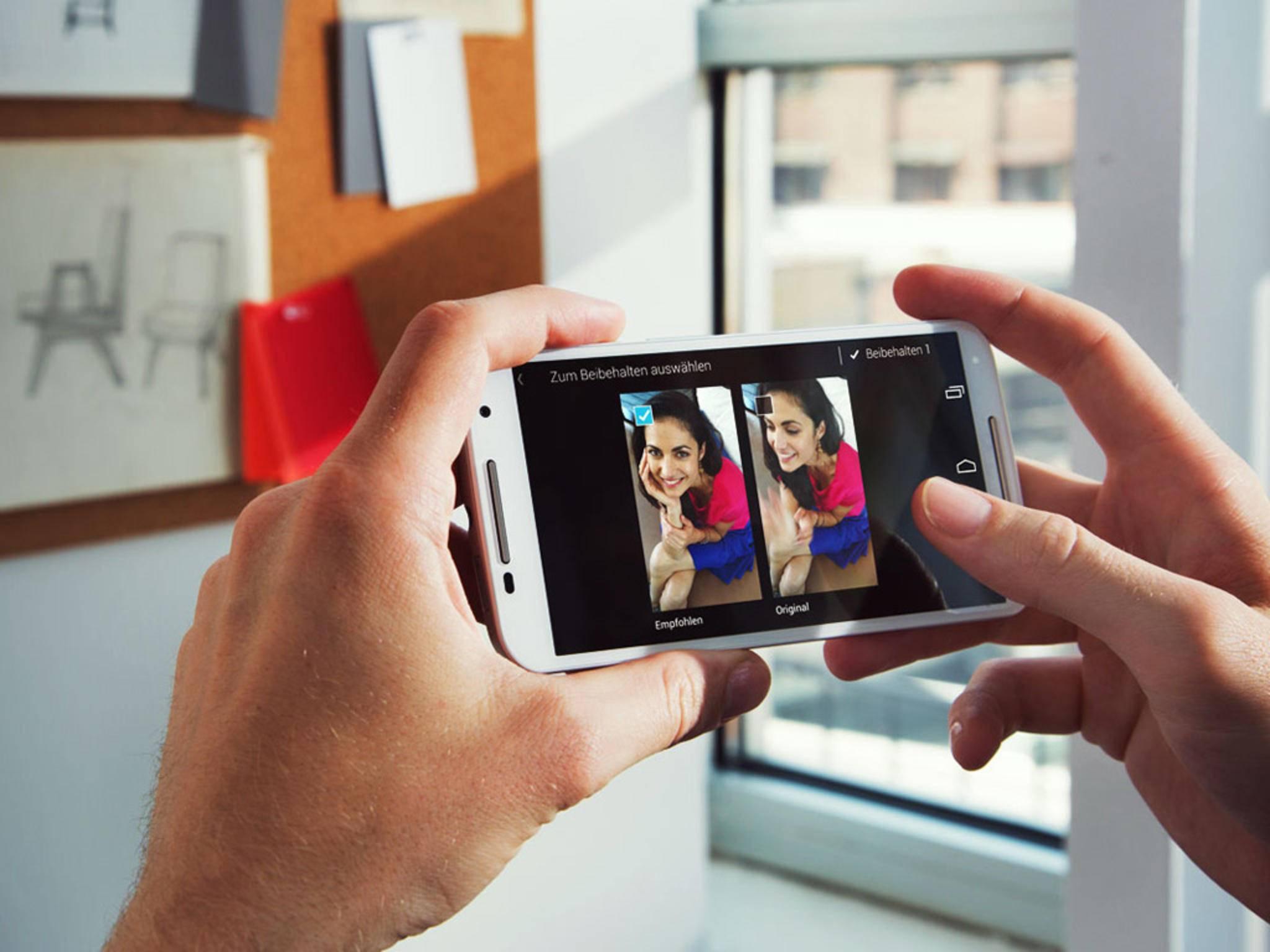 Das Moto X Style markiert die neue Oberklasse von Motorola.