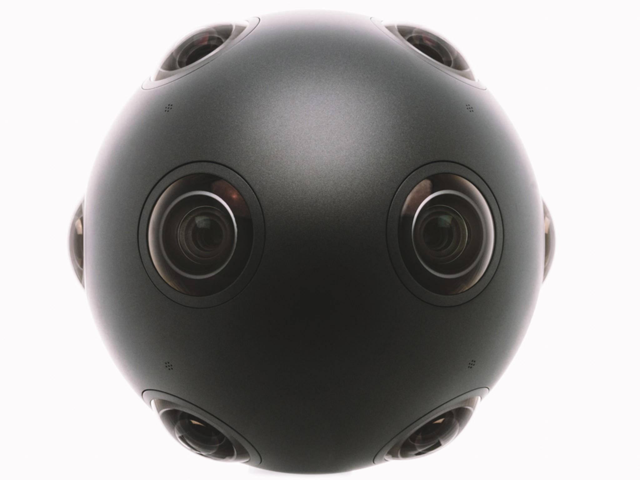 Die in Finnland hergestellte Virtual Reality Cam wird für das vierte Quartal 2015 erwartet.