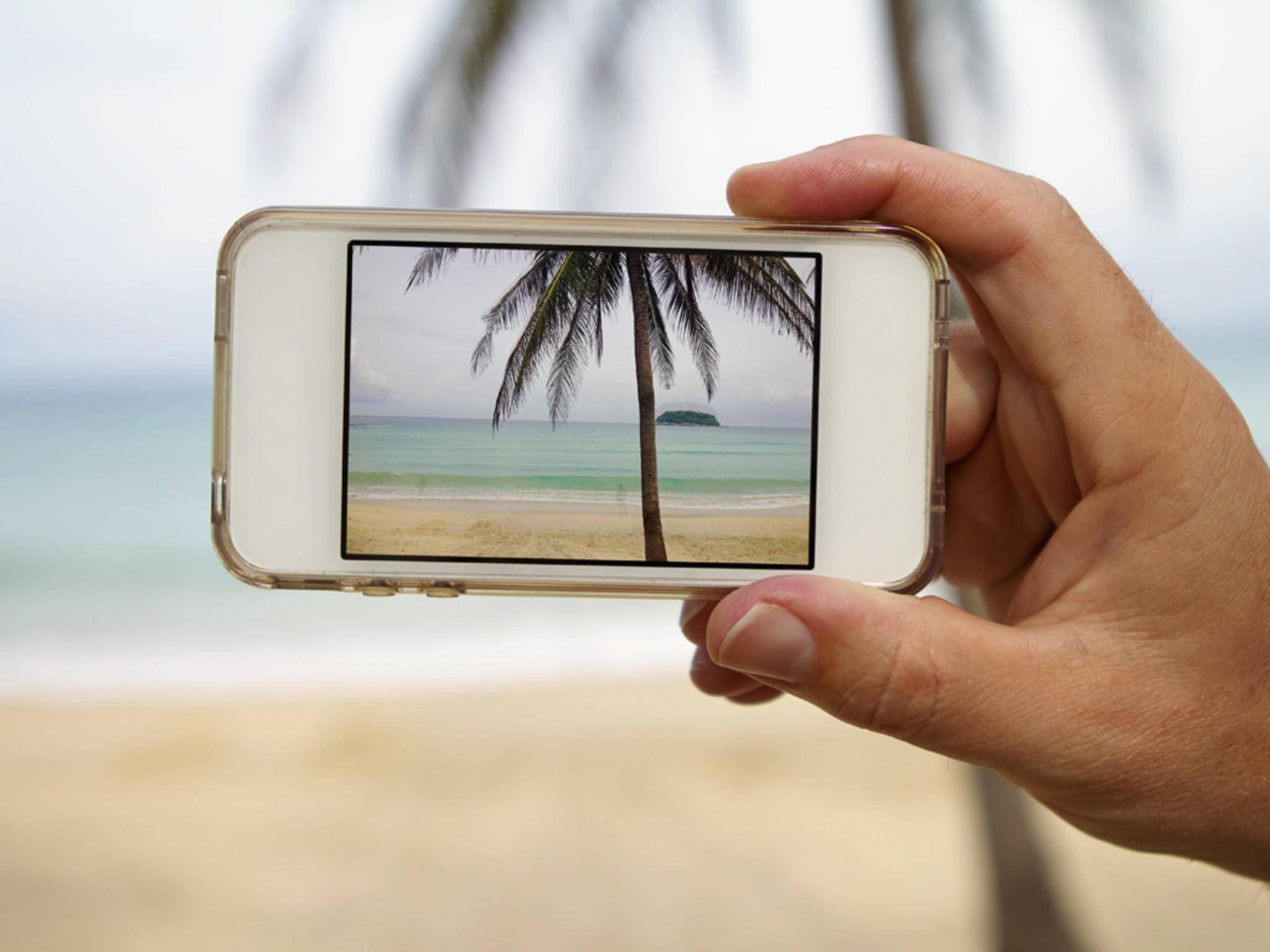 Manche Smartphone-Hersteller warnen bereits vor Temperaturen über 35 Grad.