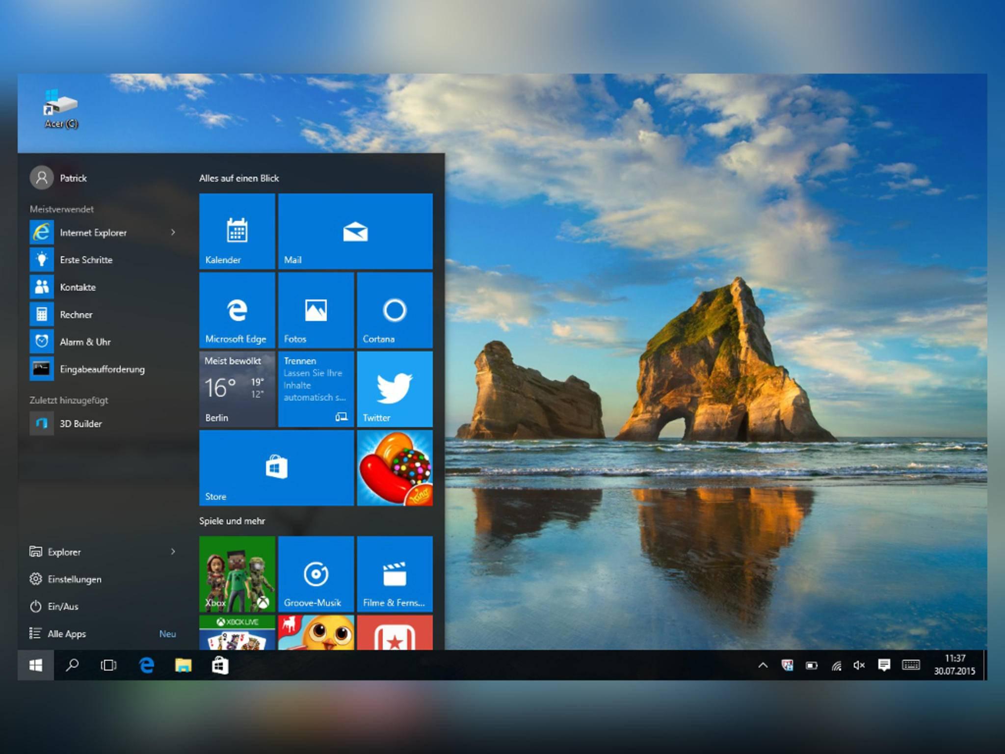 Windows 10: Besitzer eines Vaio-Notebooks von Sony müssen sich noch etwas gedulden.