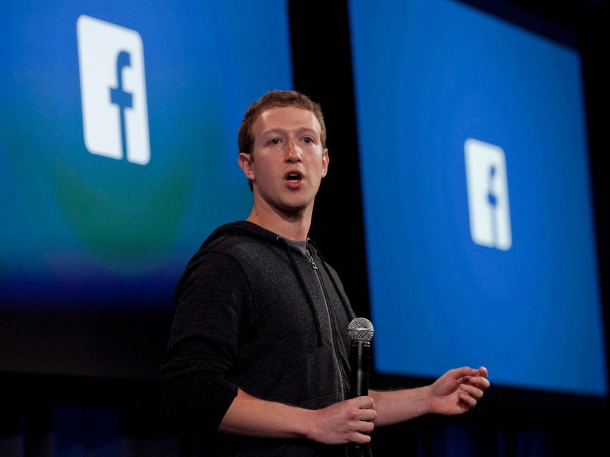 Mark Zuckerberg will das Facebook der Zukunft kreieren.