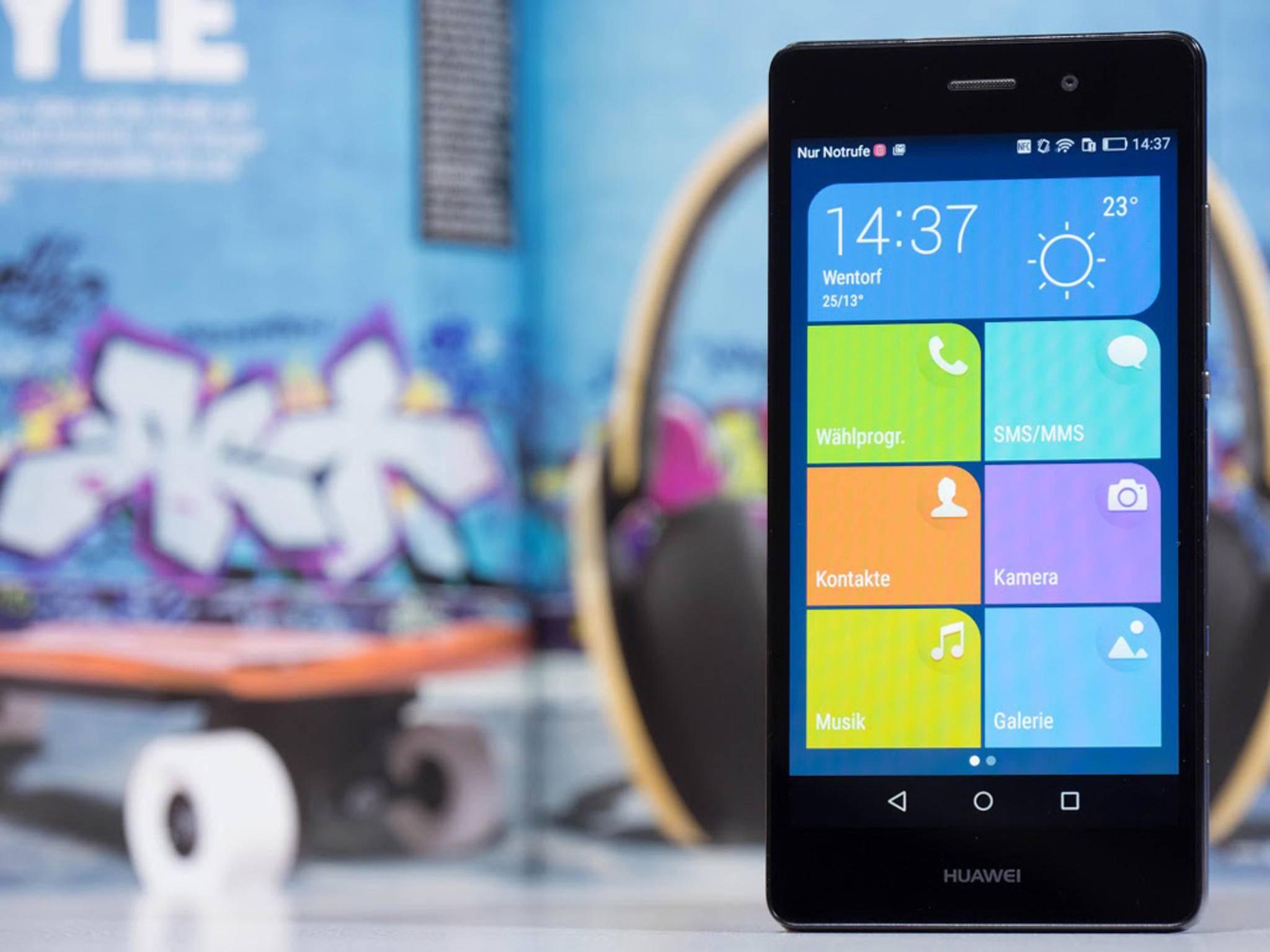 Das Huawei P8 Lite im Test. Kann das günstige Gerät überzeugen?