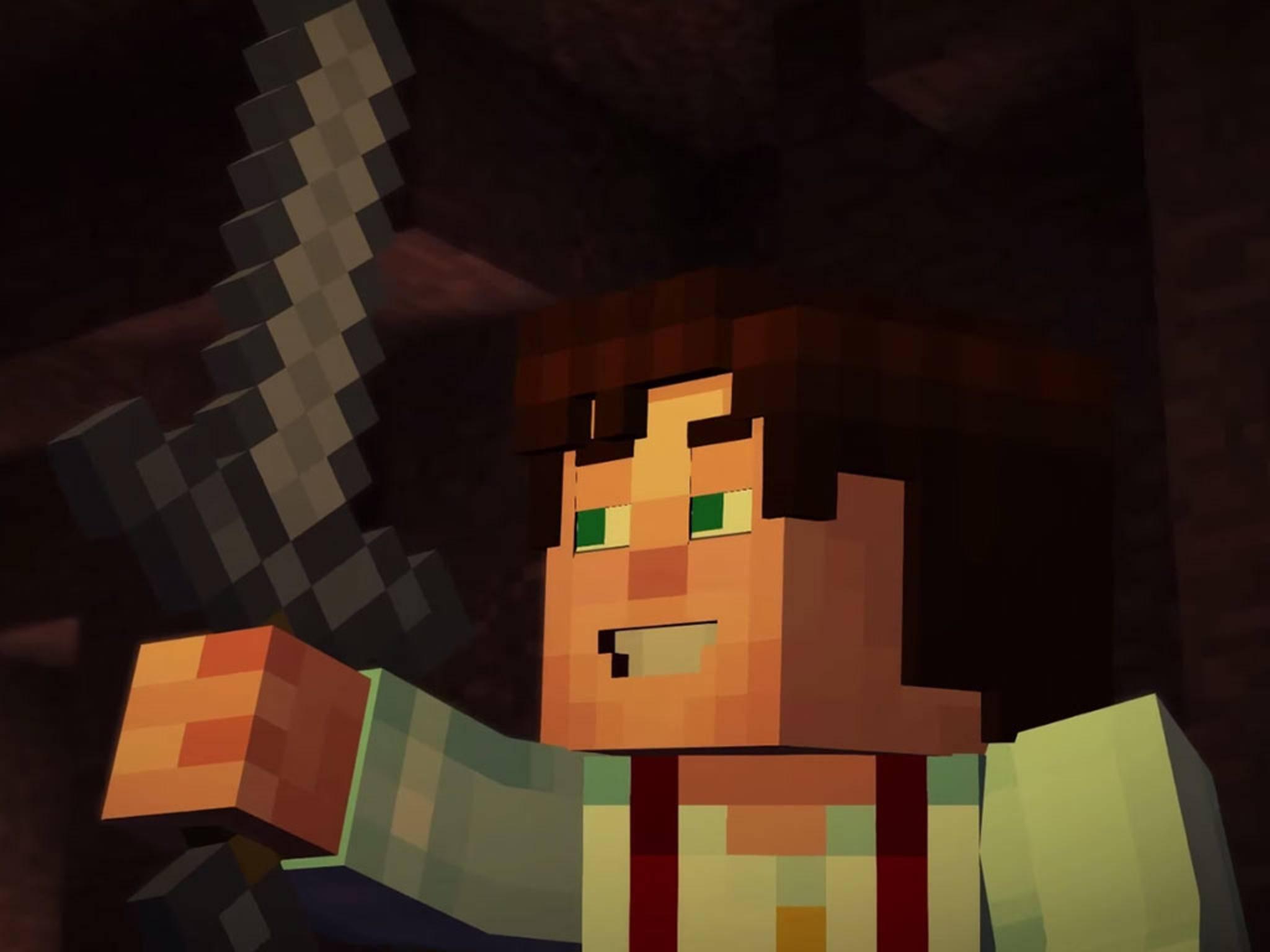 Minecraft Story-Modus