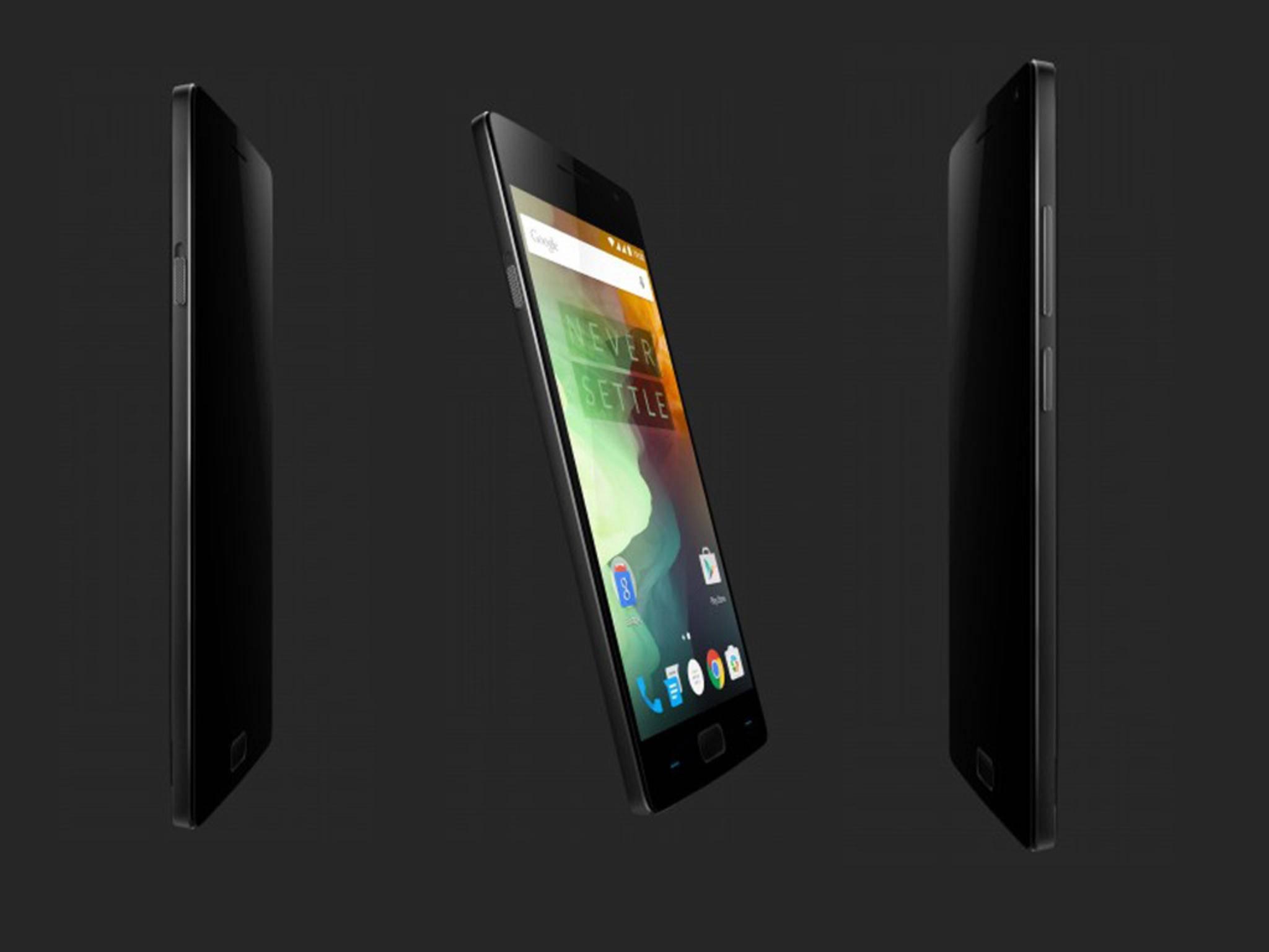 Das OnePlus 2 sieht stylish aus, ist aber nicht besonders dünn geraten.
