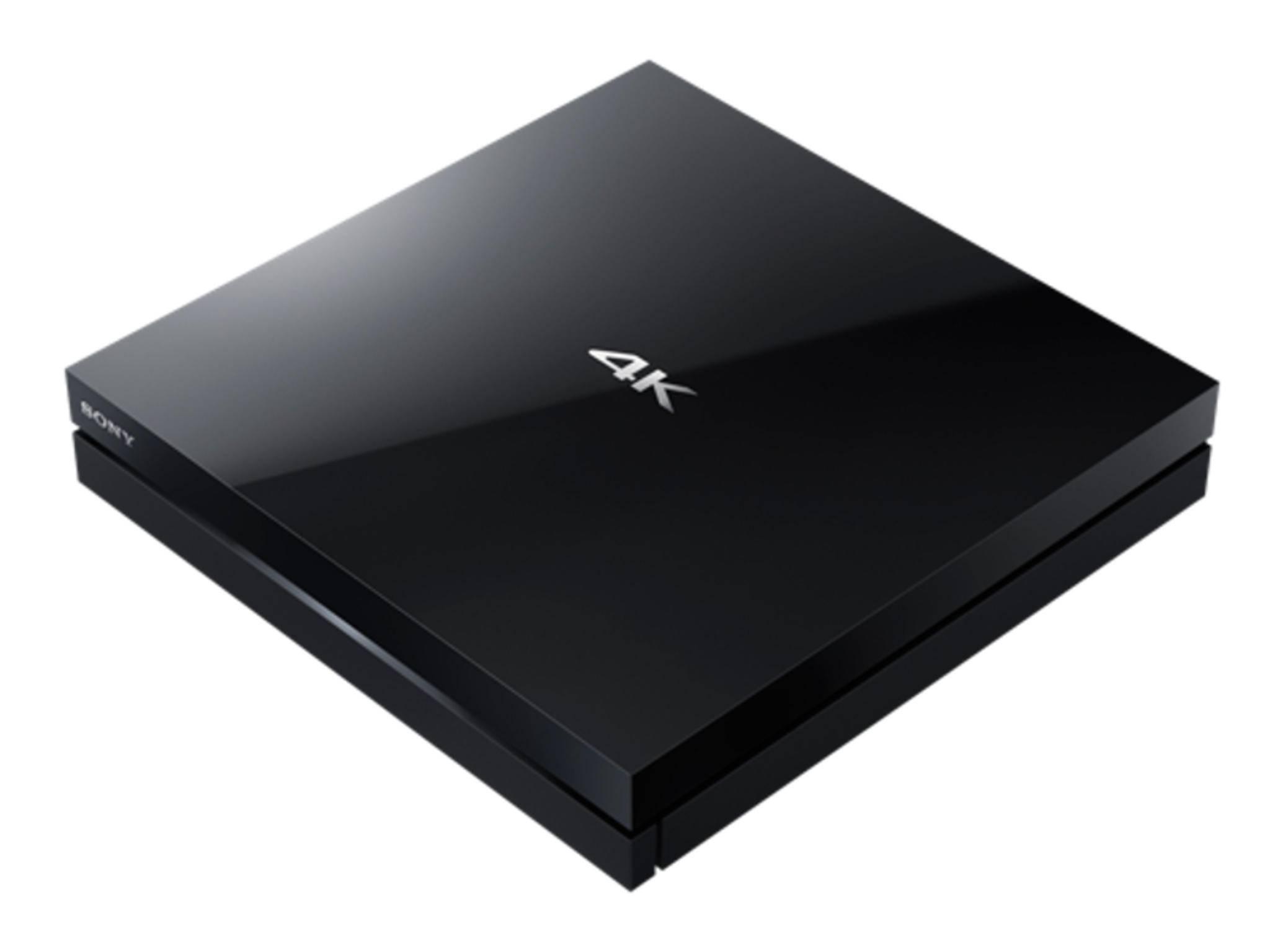 Der 4K Media Player von Sony könnte ein Hinweis auf das mögliche Design sein.