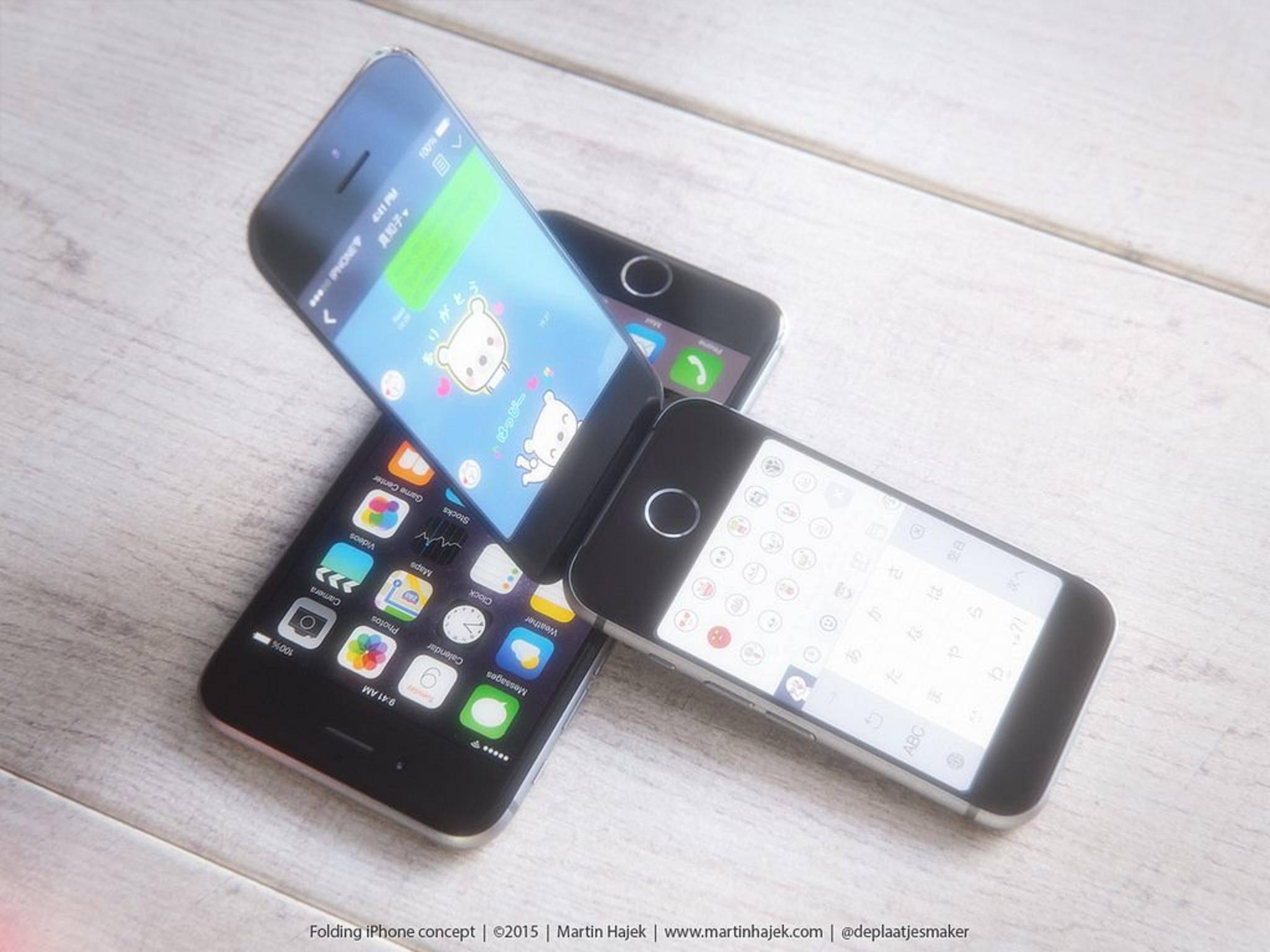 Apple Flipphone Martin Hajek 10
